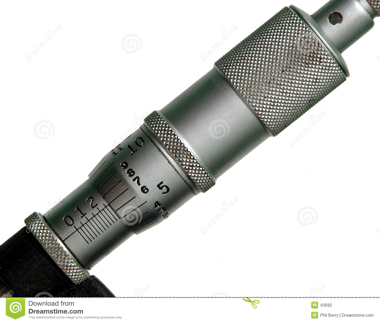 Mikrometerscale