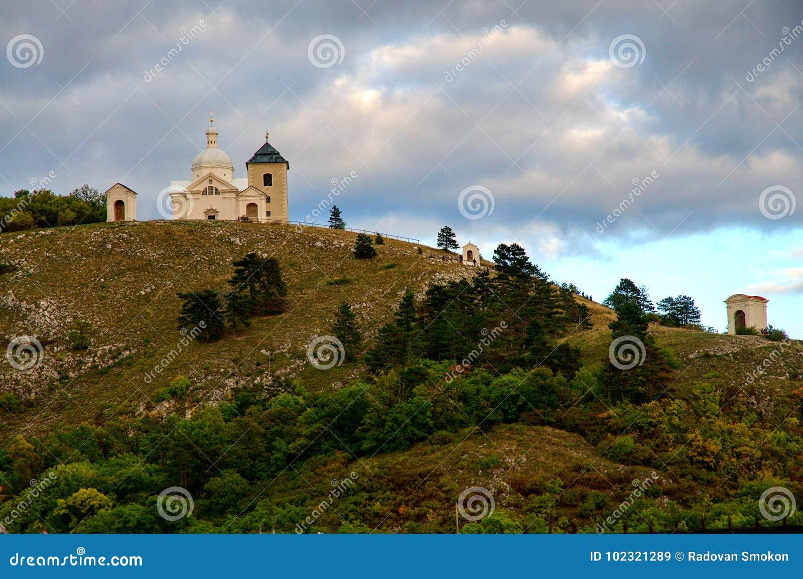Mikulov - Holy Hill