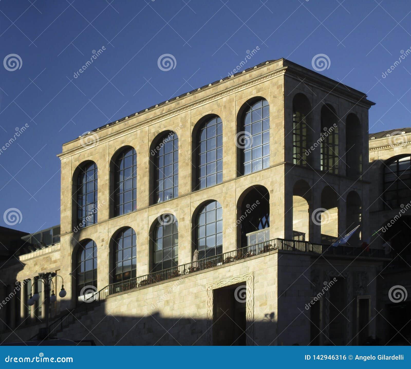 Milaan, Museum van de xx eeuw