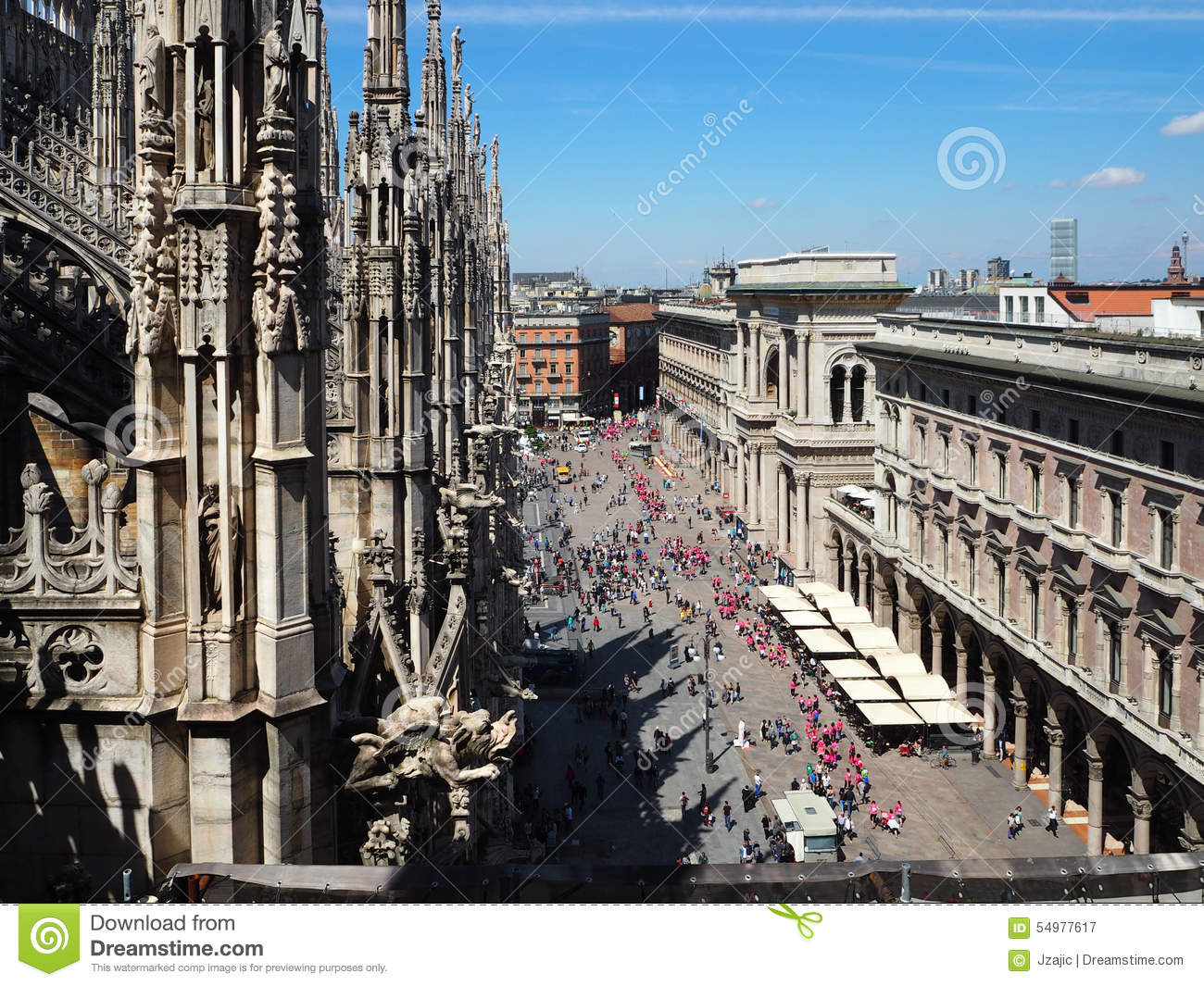 Milan Cathedral tak