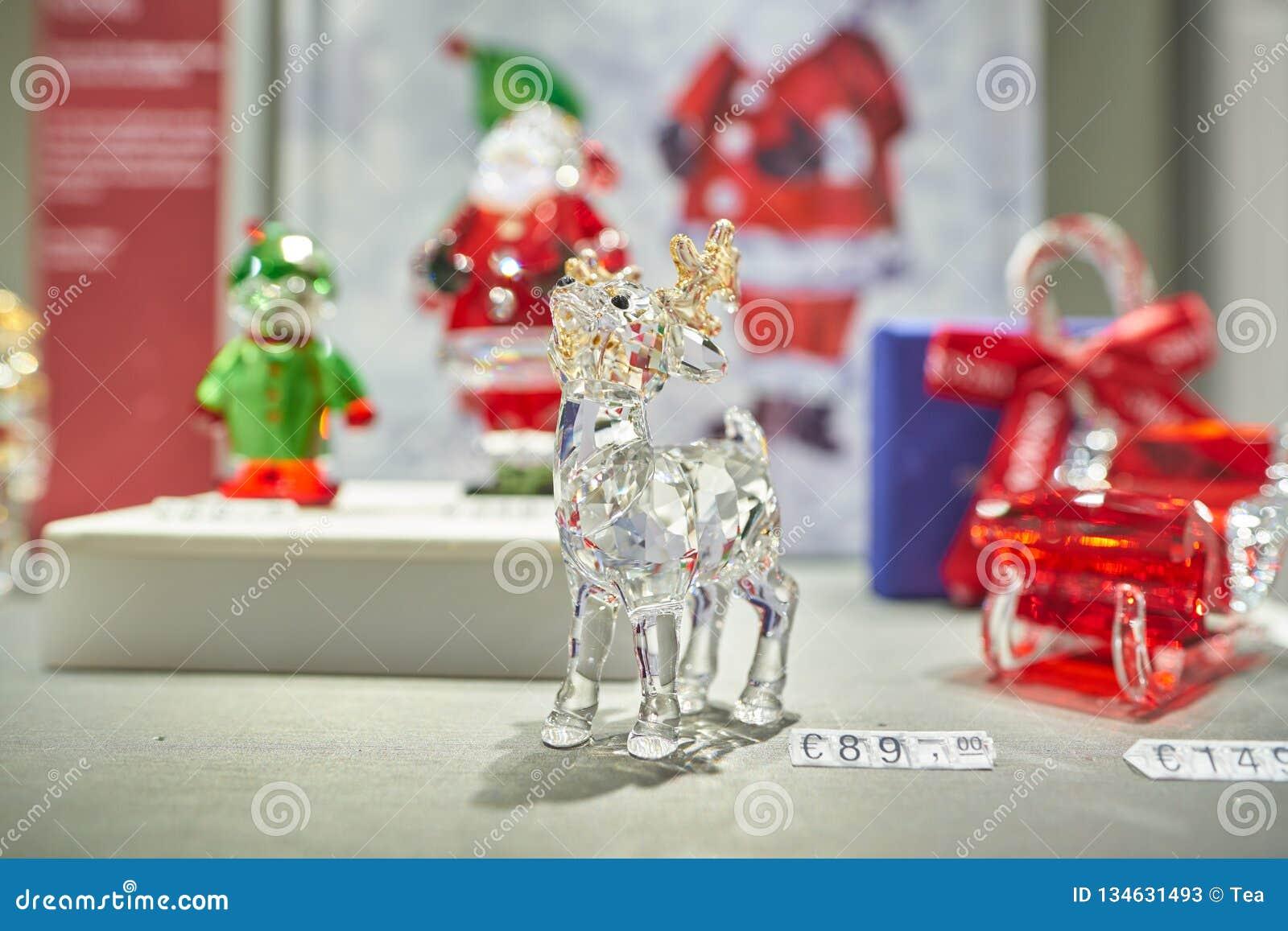 930b19e77fc5 Swarovski editorial stock photo. Image of decorations - 134631493