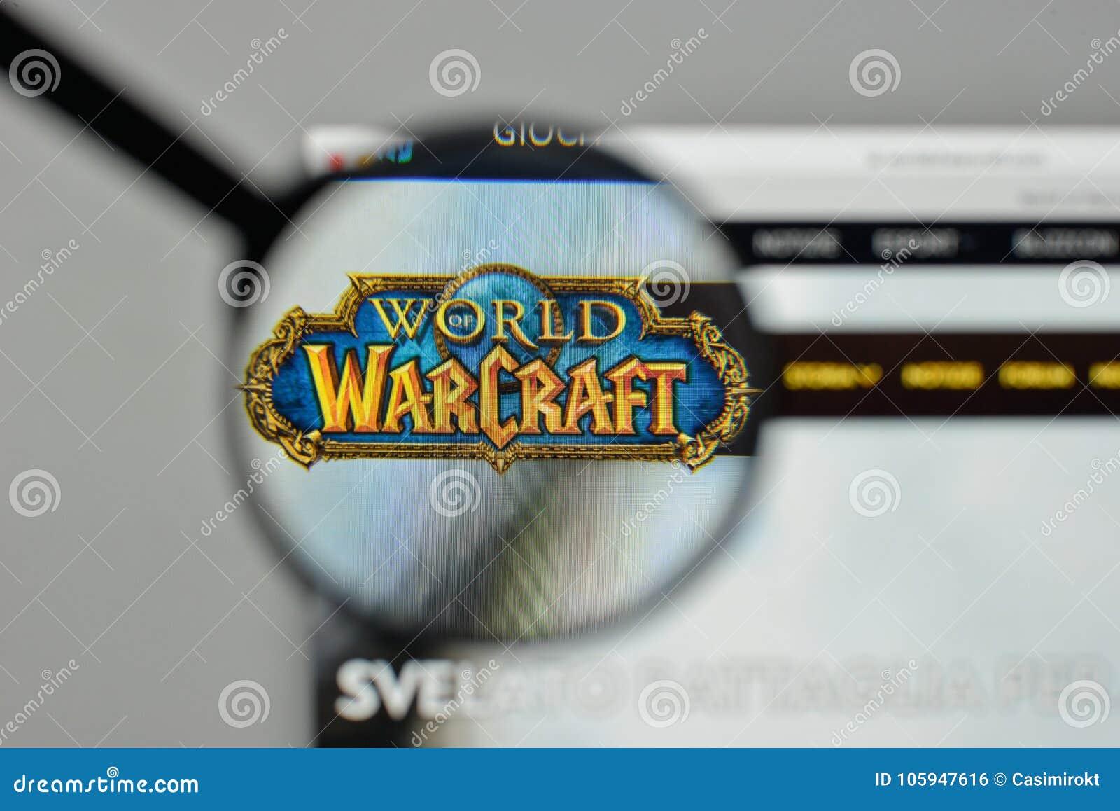 That world warcraft logo good