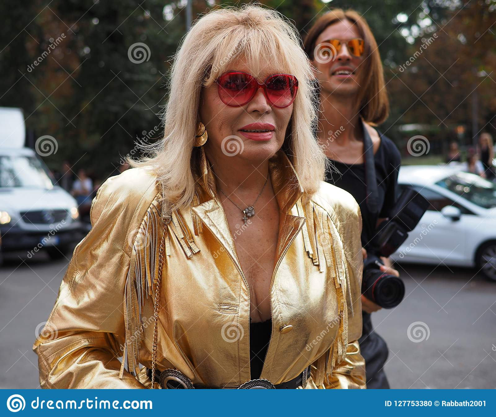 Amanda Lear Nude Photos 99