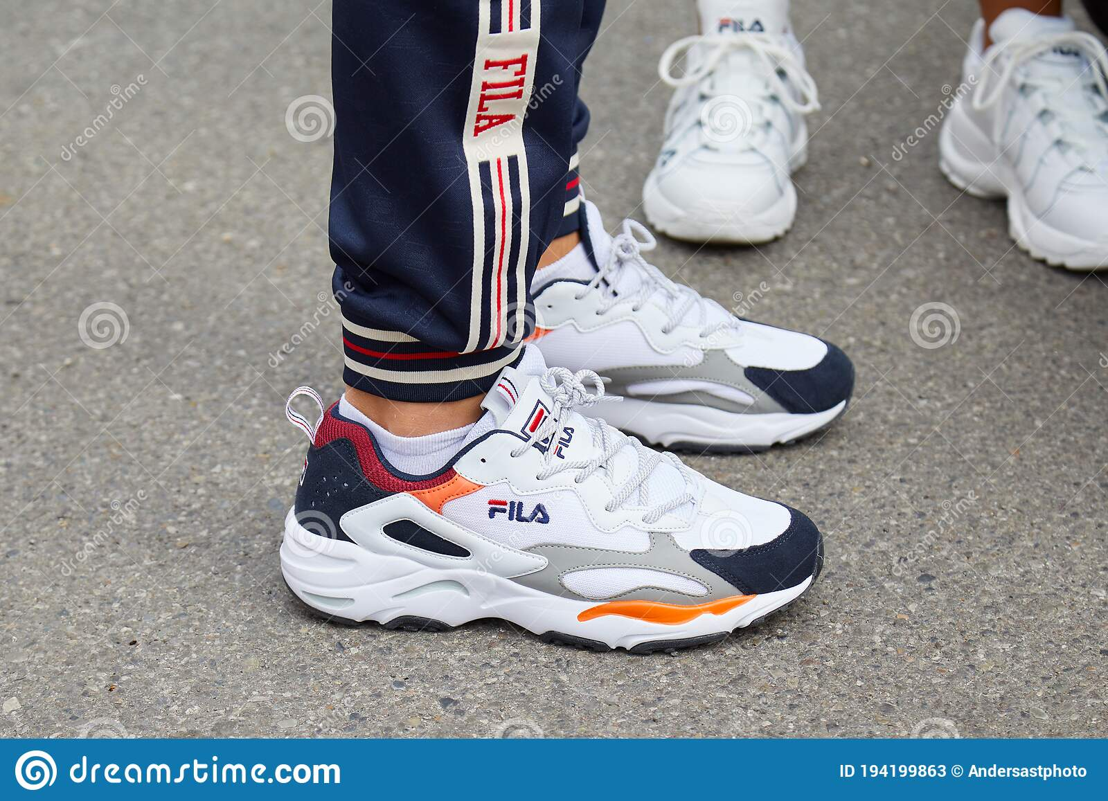 fila fashion sneakers
