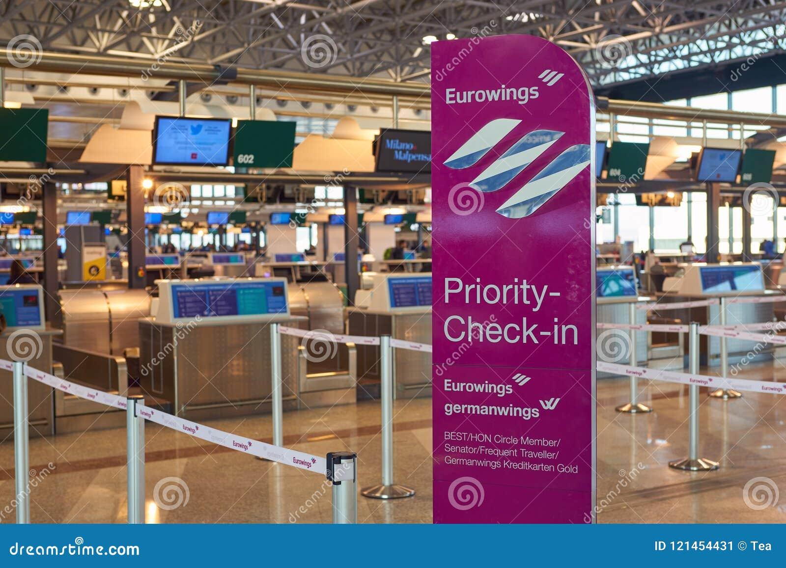 Milan Malpensa Airport Editorial Photo Image Of International