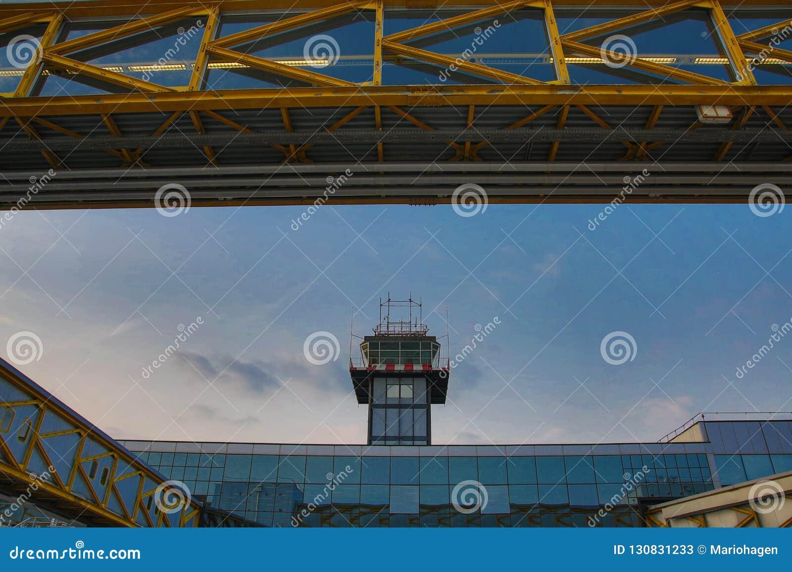 Milan Malpensa International Airport, Italy - Main ...