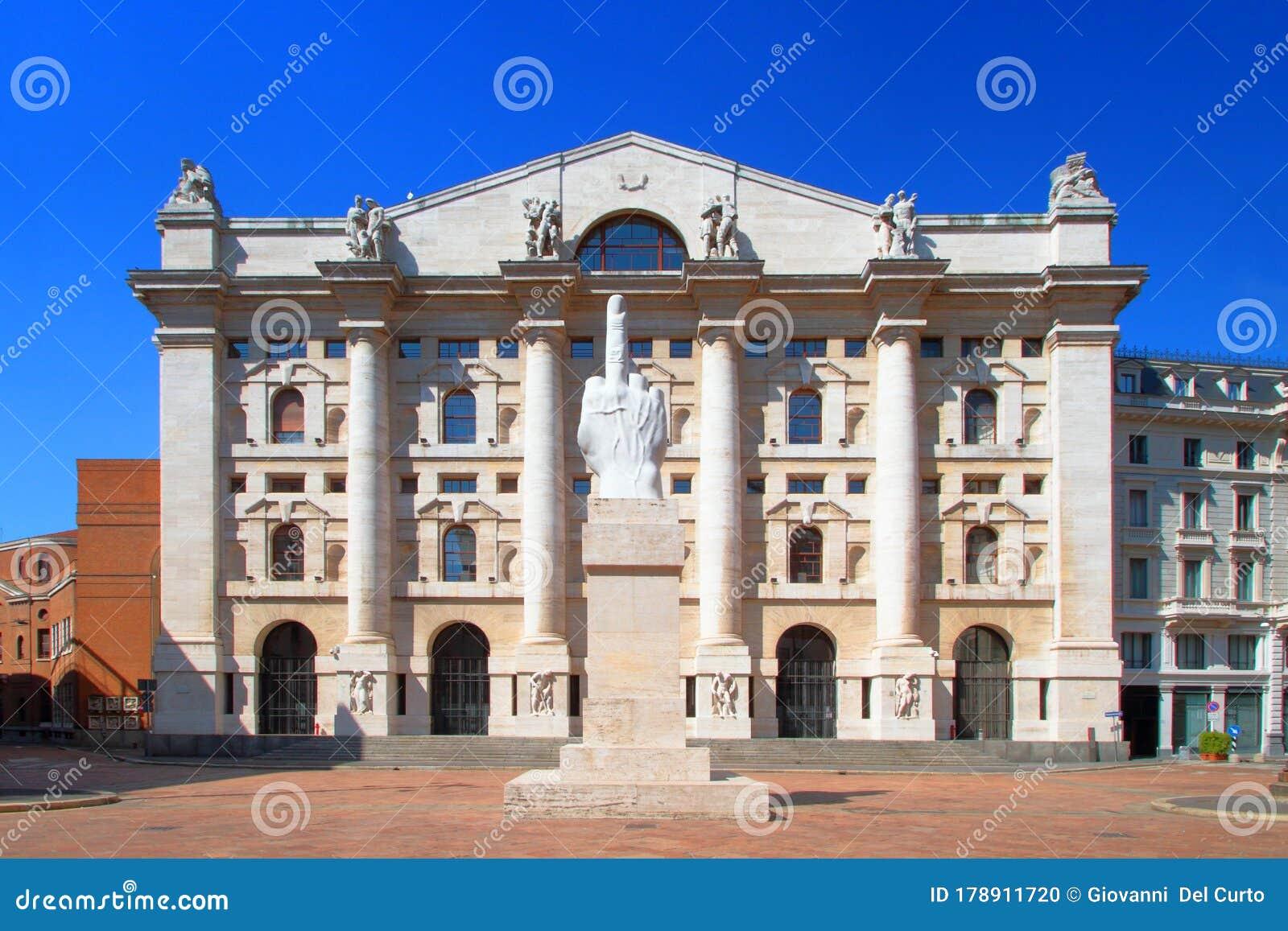 Milan Stock Exchange Stock Photos - Download 953 Royalty ...