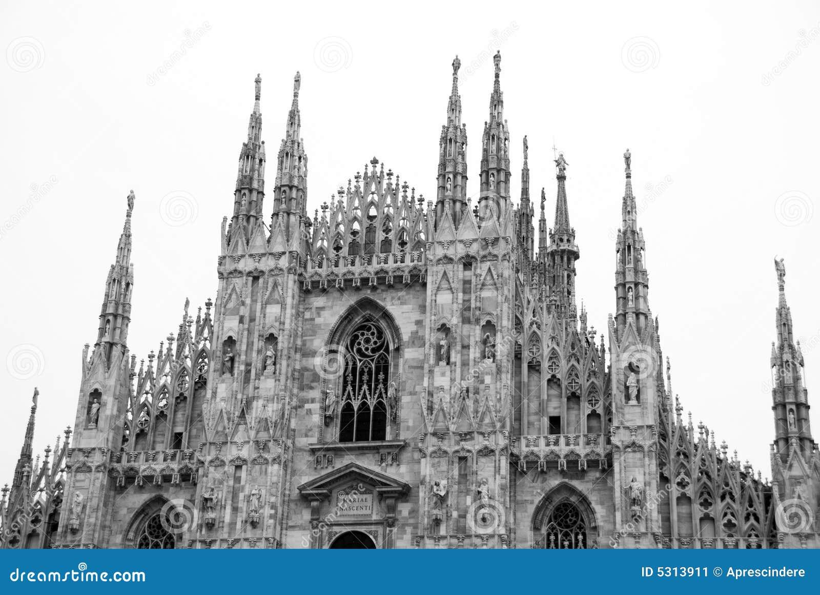 Download Milano immagine stock. Immagine di cattolico, christen - 5313911
