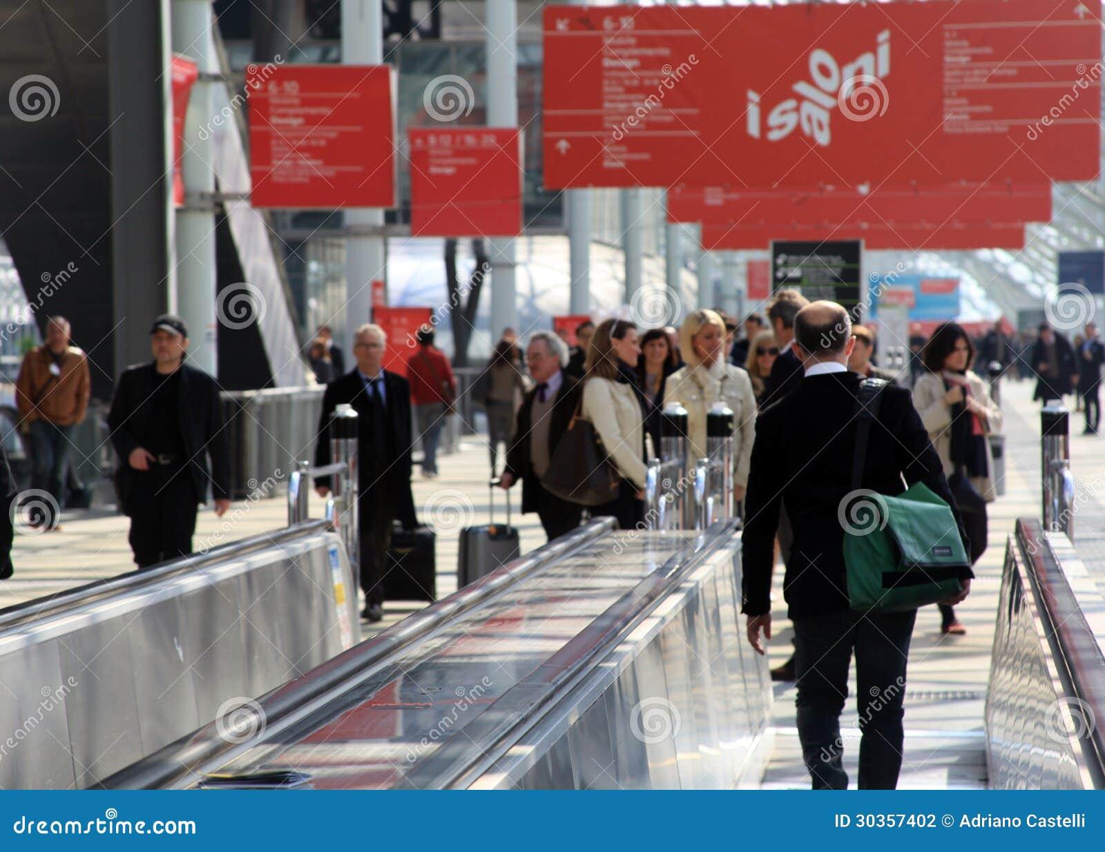 Milano fiera editorial photography image 30357402 - Fiera del mobile bologna ...