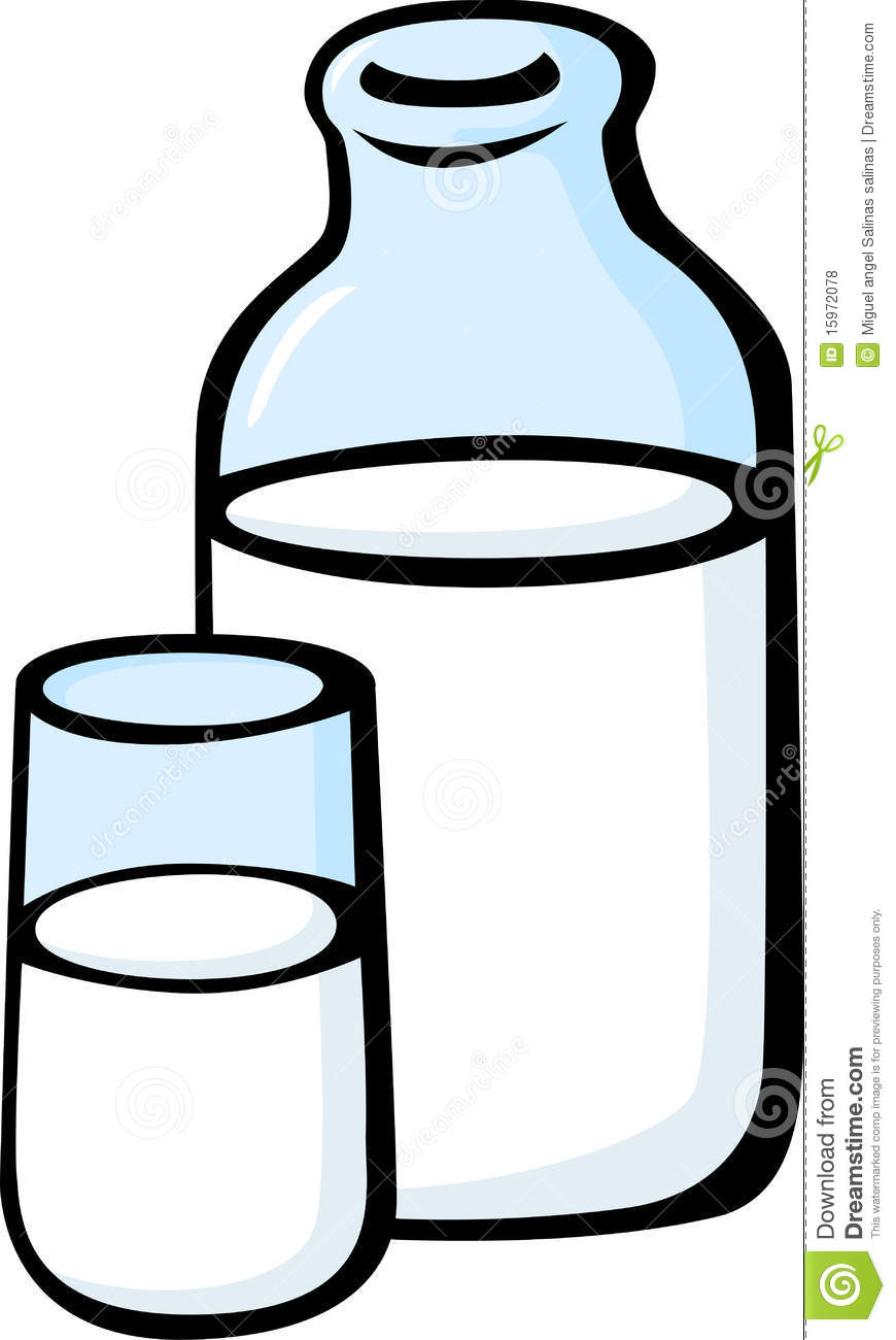 Black And White Glass Cup Clipart