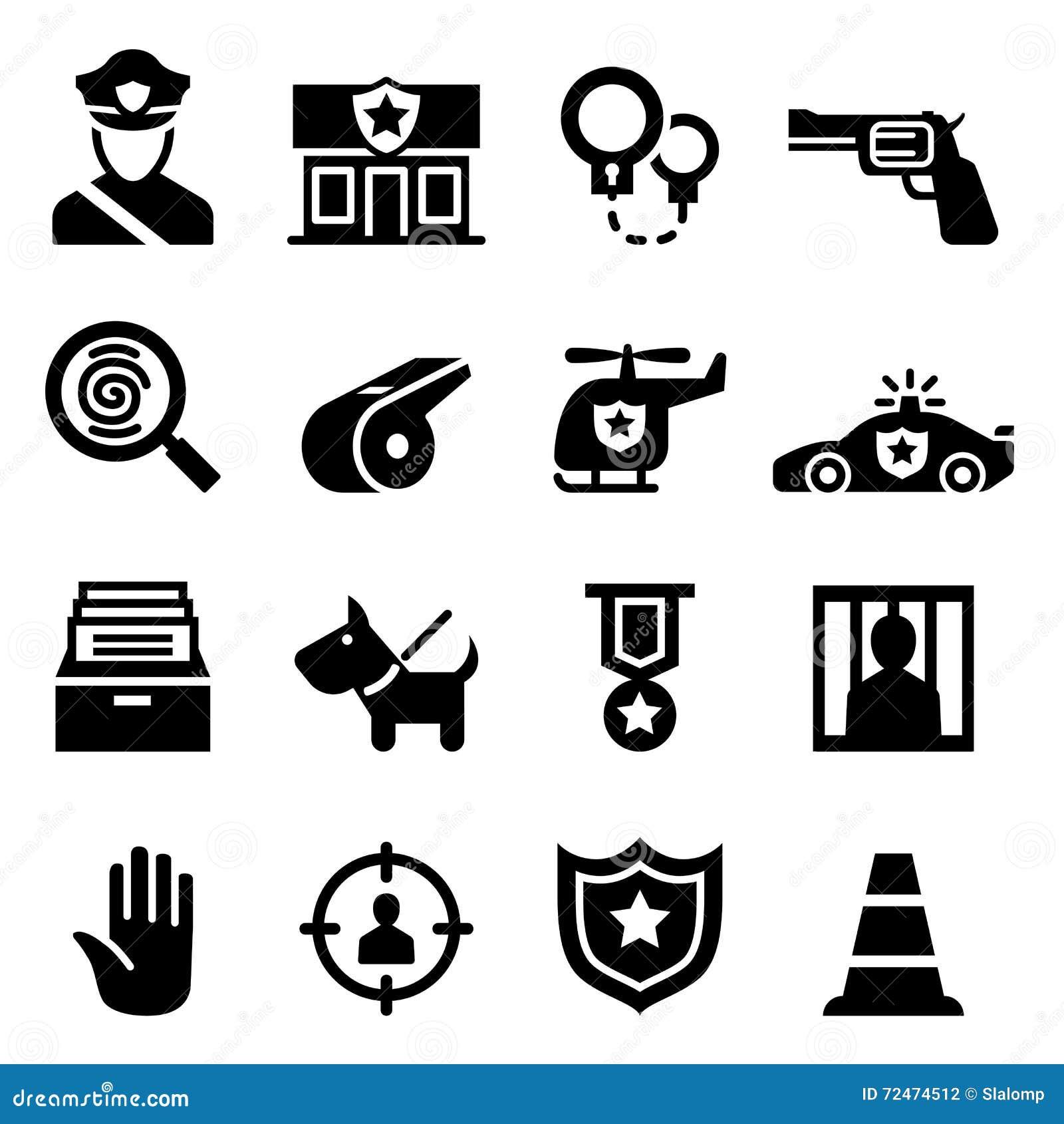 Milicyjna ikona
