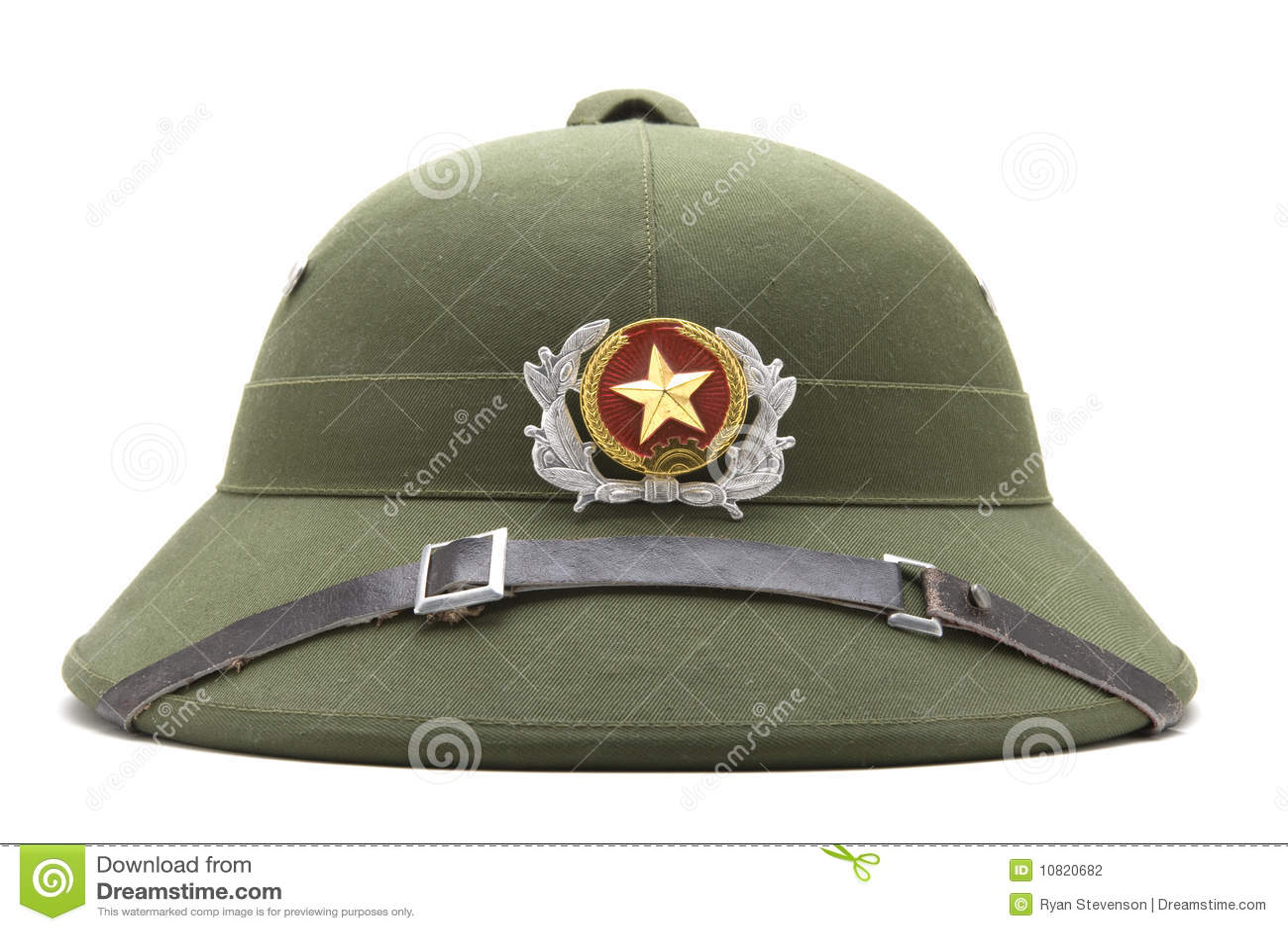 Milicyjny hełma wietnamczyk