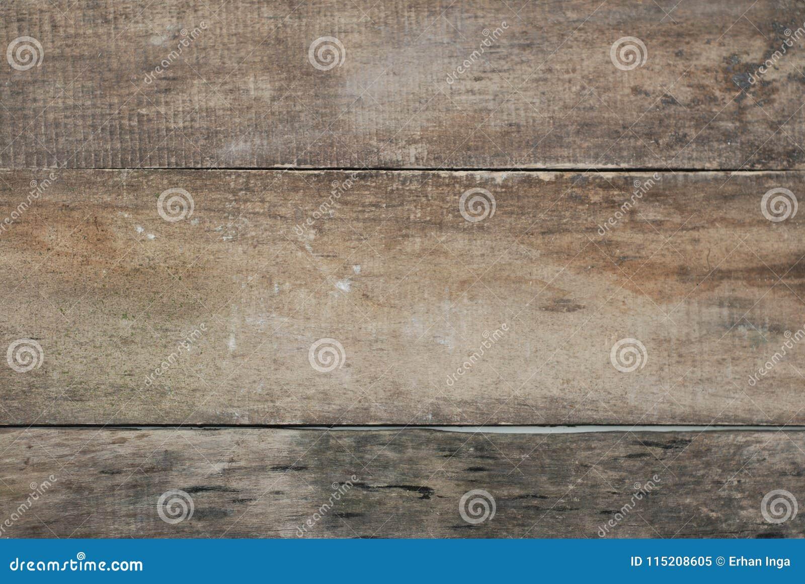 Milieux et vintage Gray Wooden Floor Wall rustique de concept de texture vieux