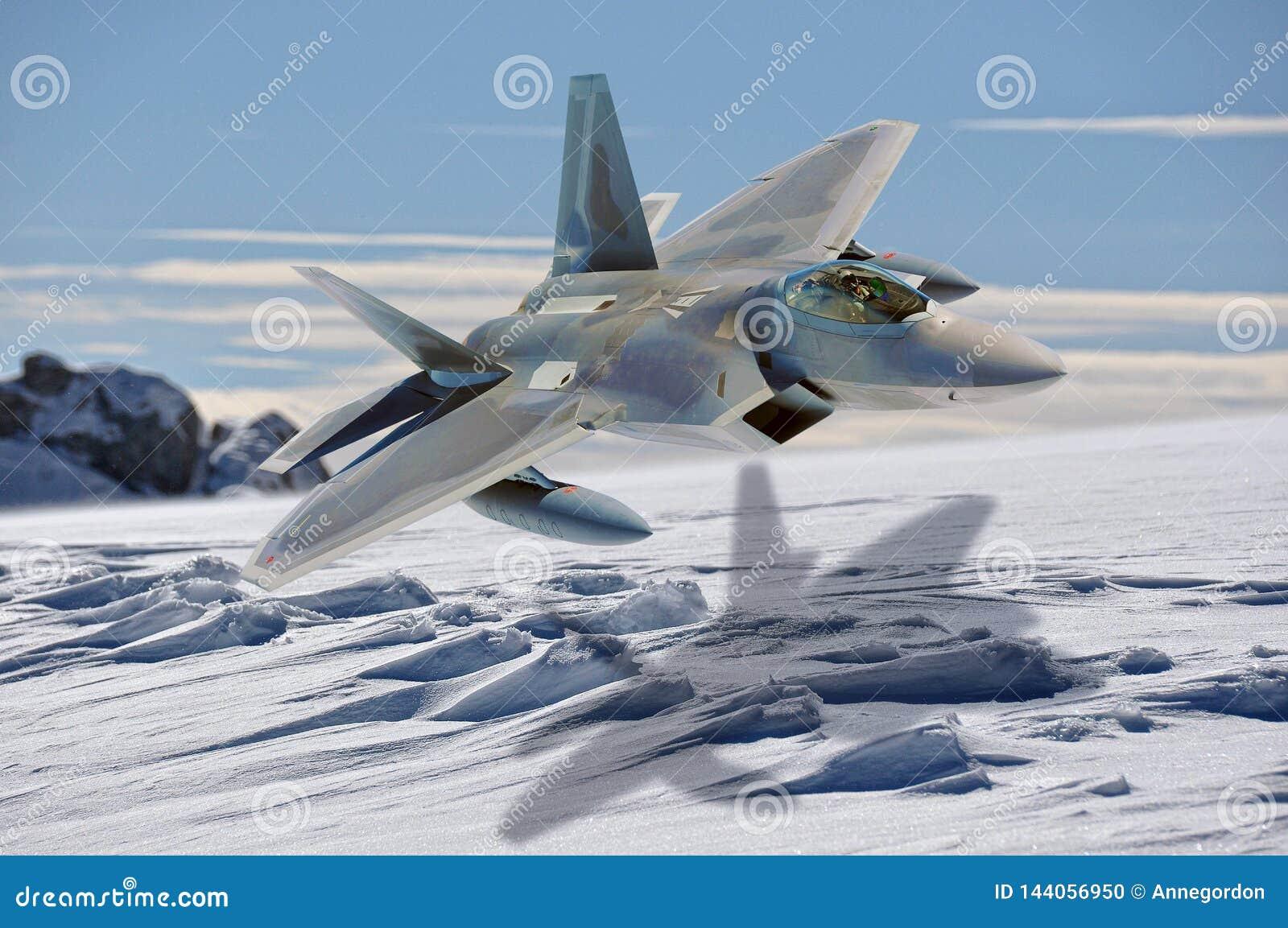 Militär ockupation av det arktiska havet: