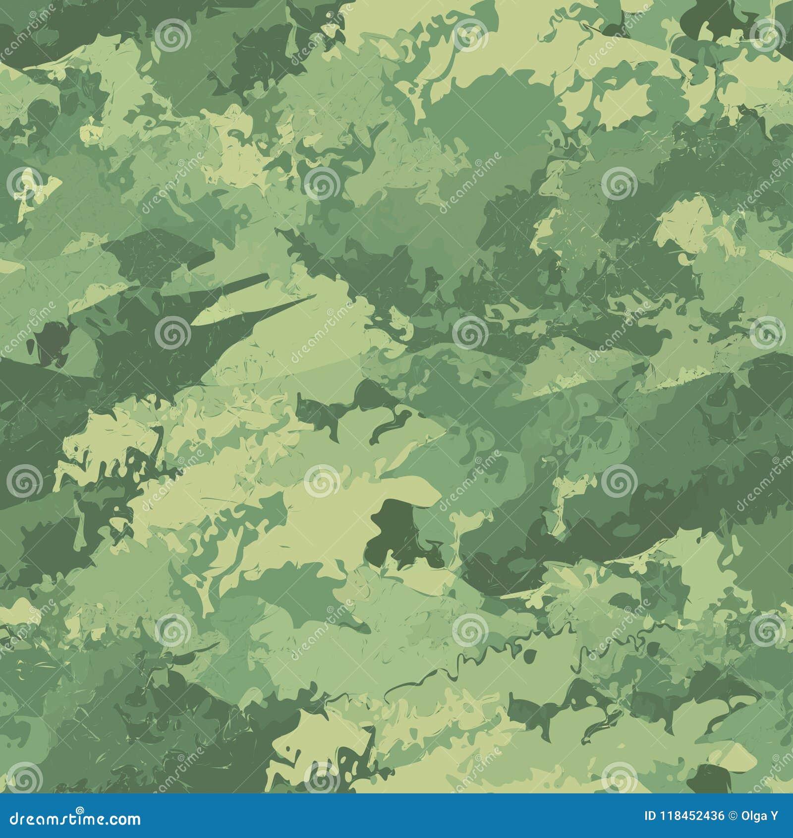 Militär torkduk för sömlös kamouflage av infanteri abstrakt bakgrund också vektor för coreldrawillustration