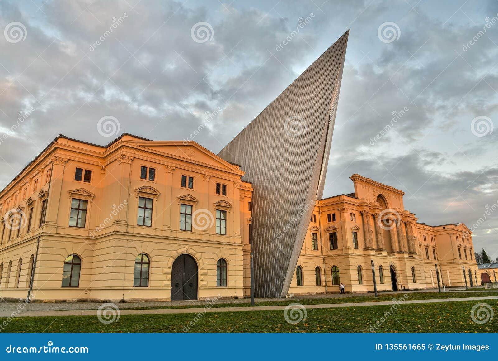Militair Geschiedenismuseum in Dresden, Duitsland