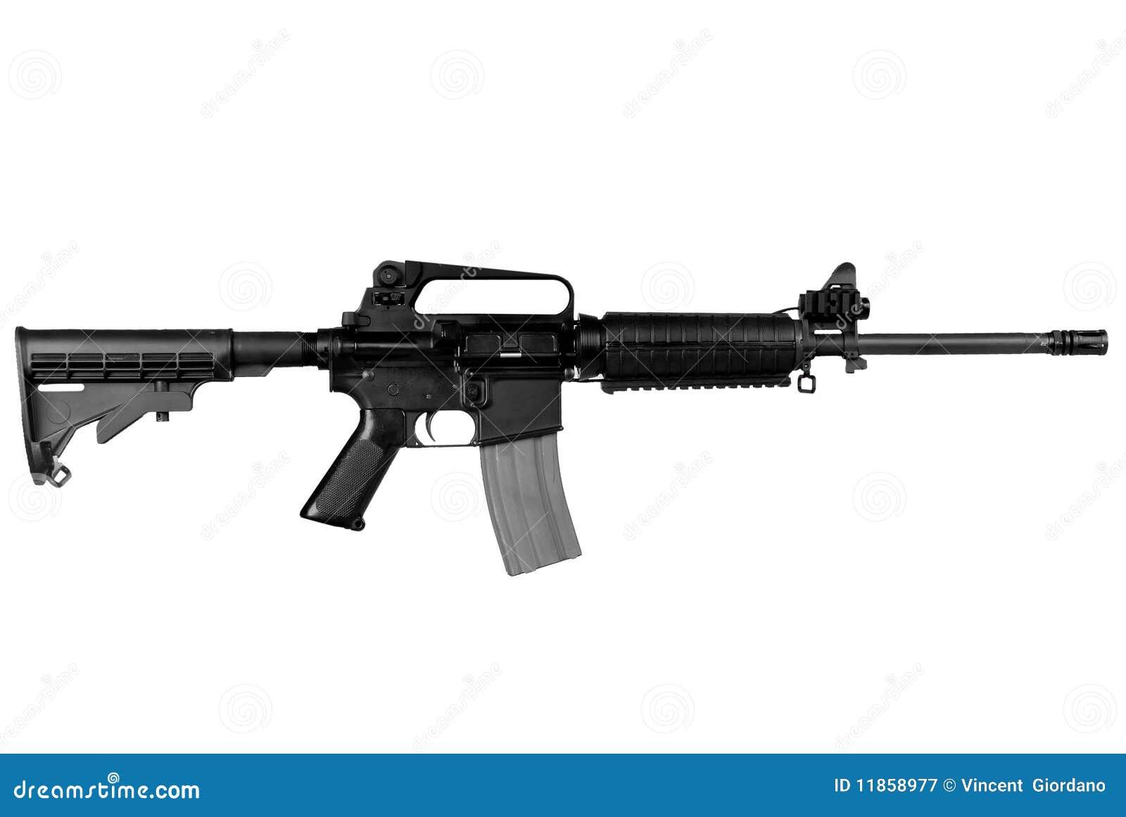 Militarny karabin