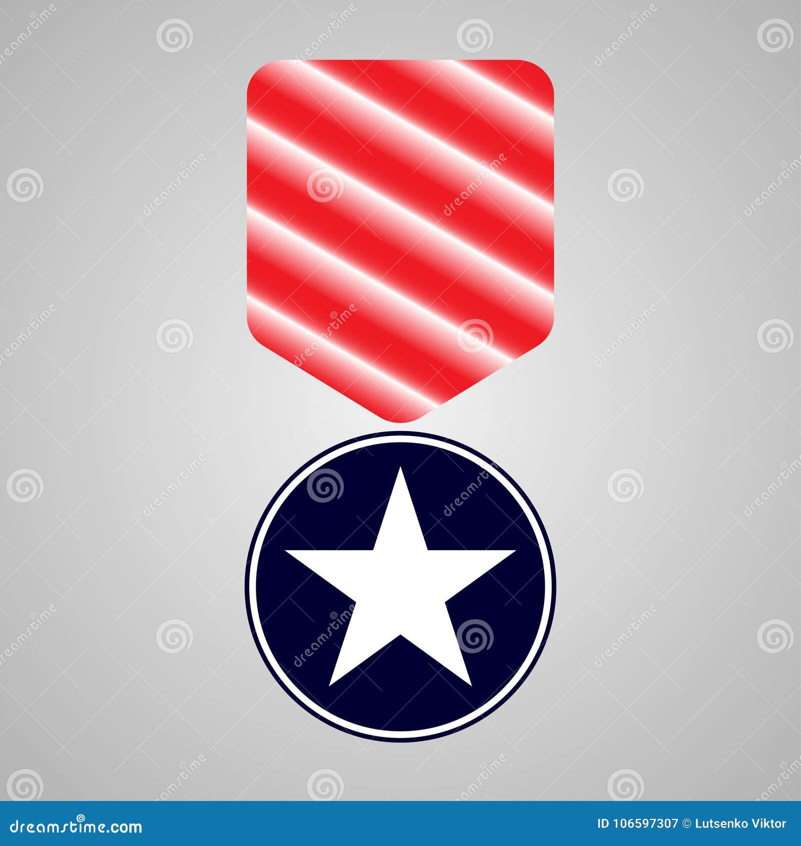 Militarny medal Weterana dzień
