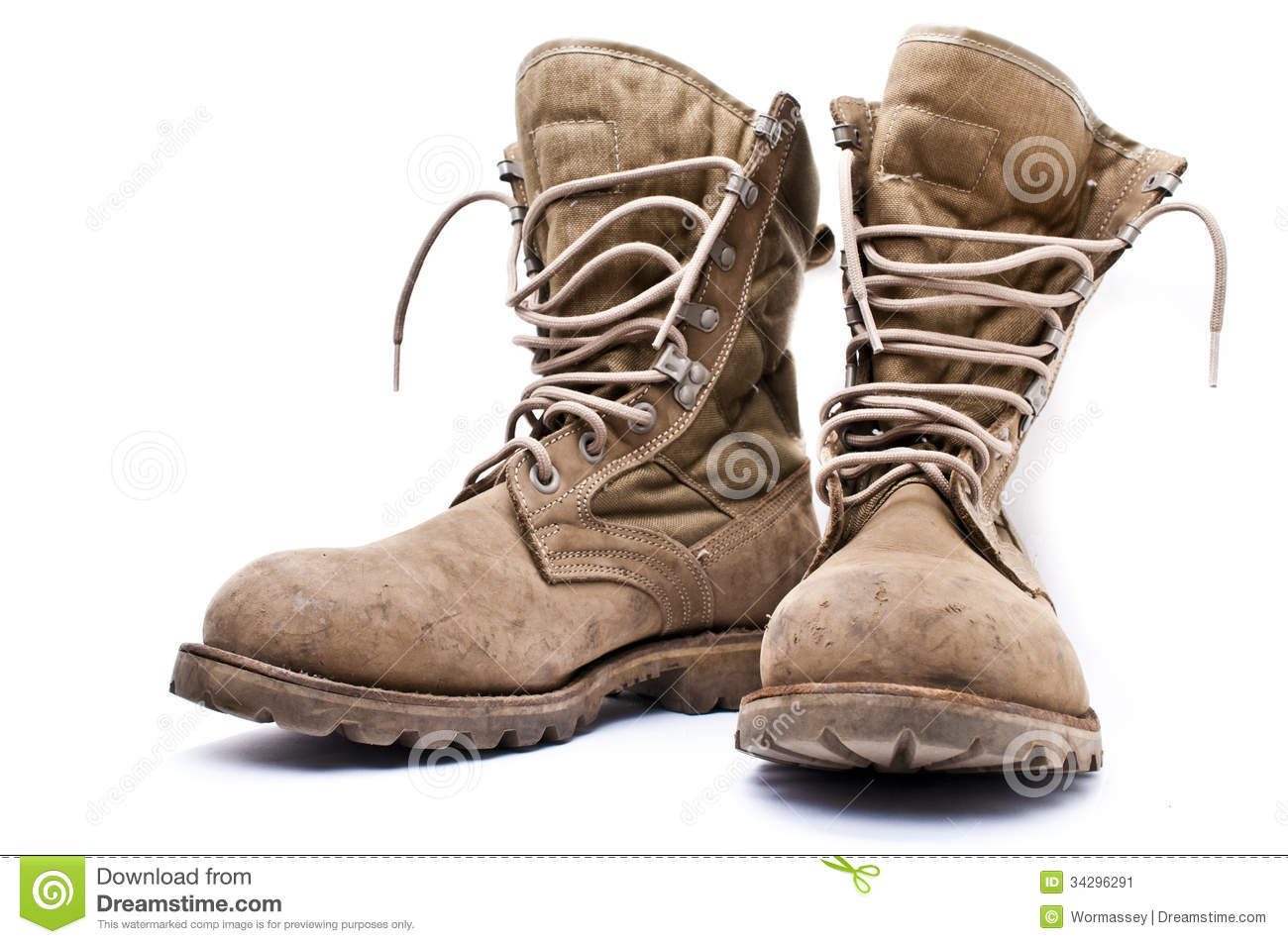 military army boots stock image image of isolate fight