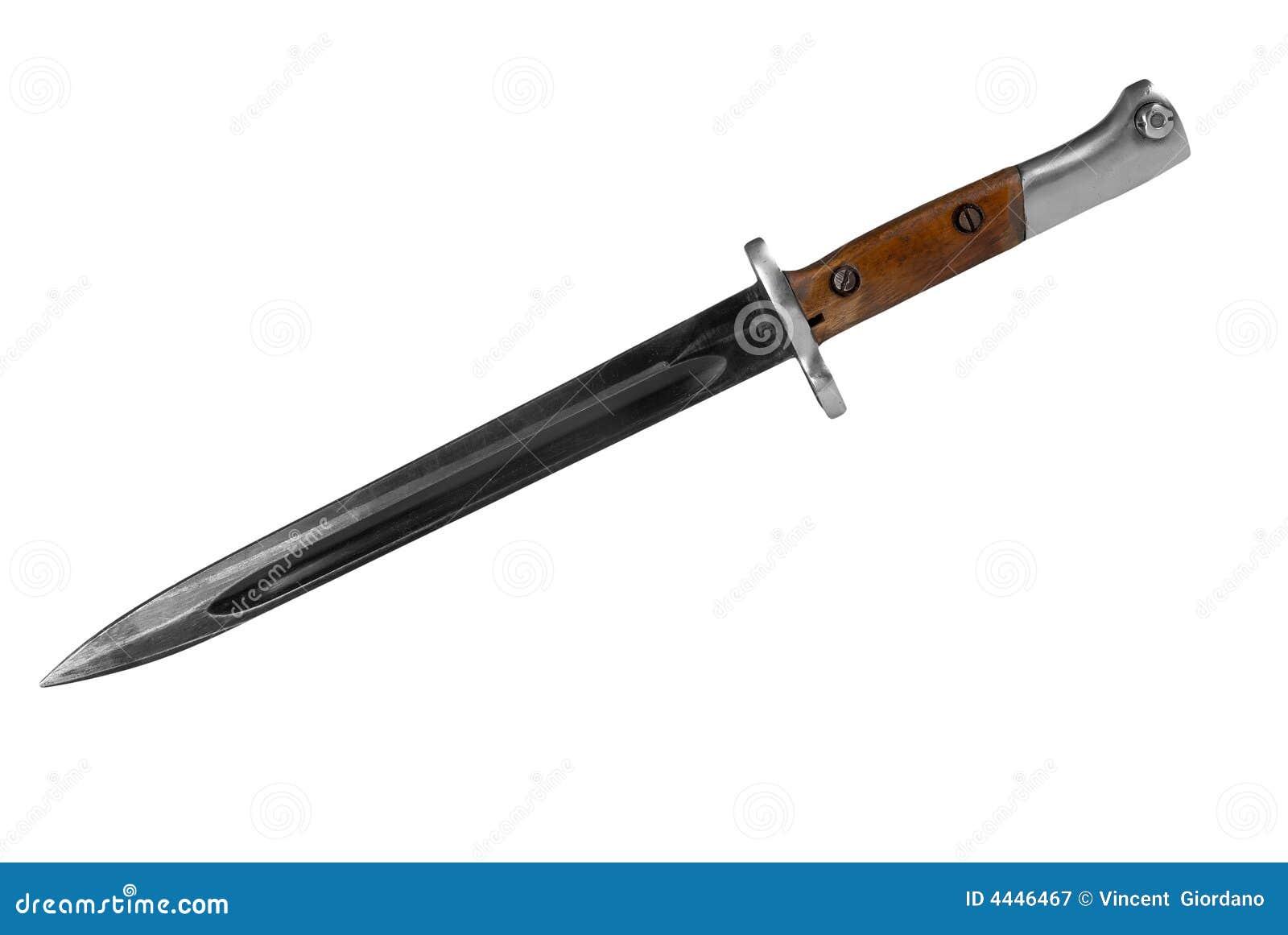 Military bayonet