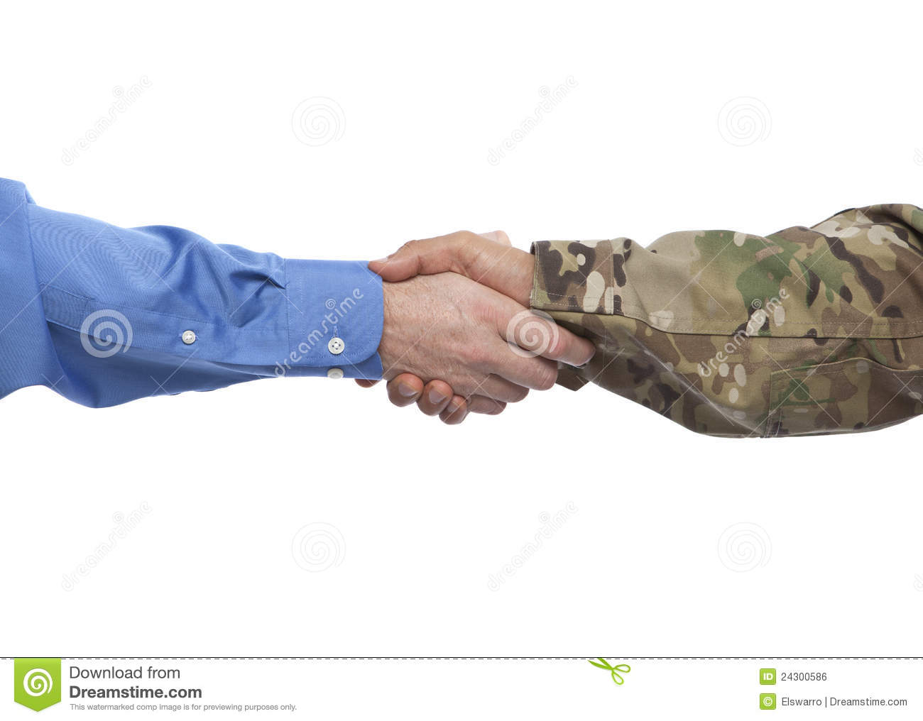military to civilian transition royalty stock image image military and businessman handshake royalty stock image