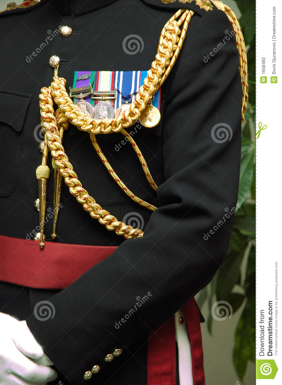 military decorations stock photos - Military Decorations