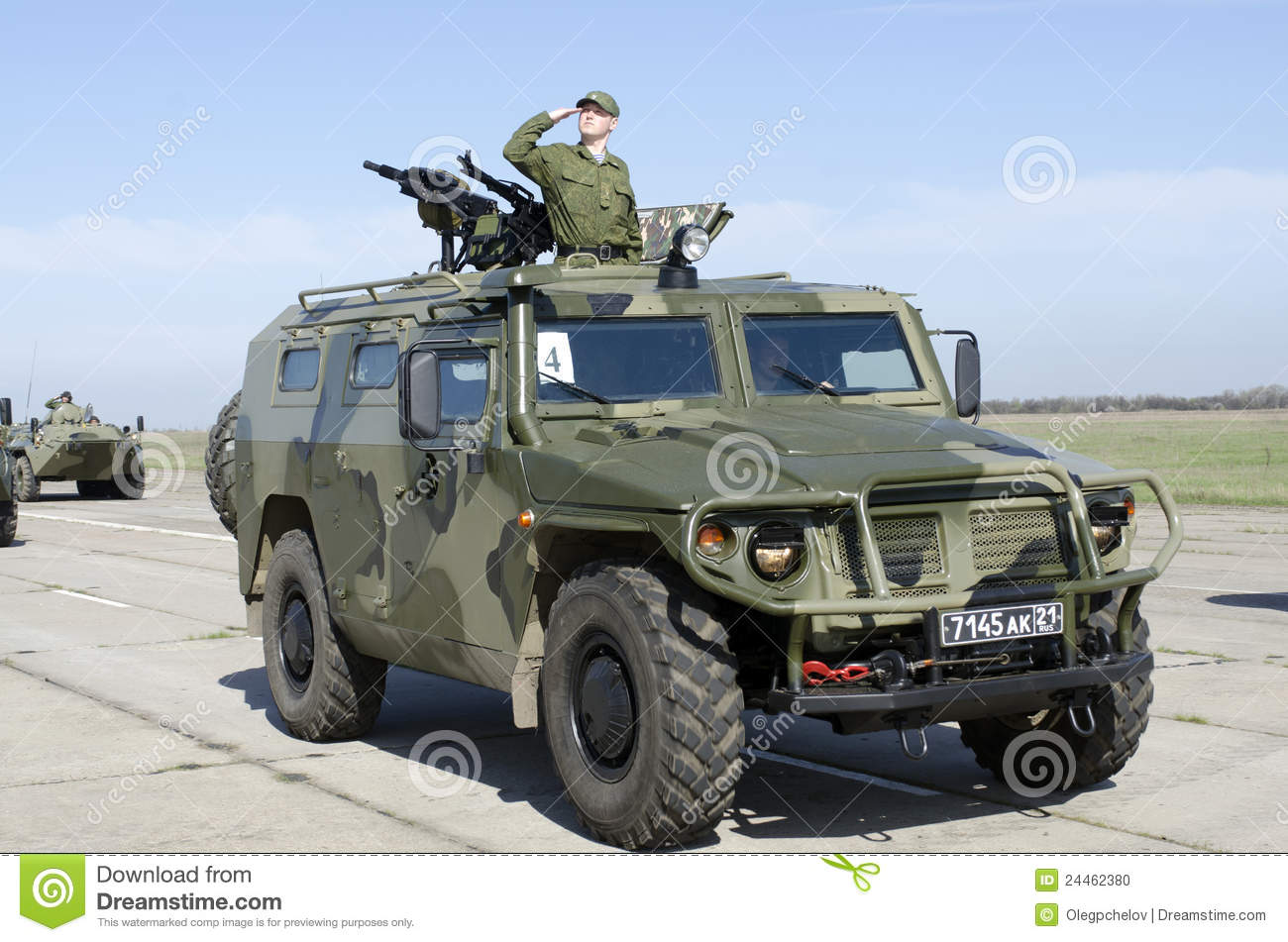 ... Victory in the great Patriotic war - the Russian military equipment
