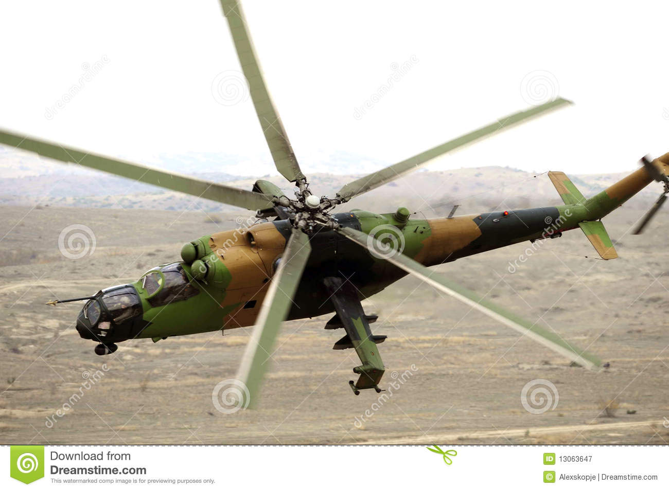 Military Helicopter In Action Royalty Free Stock Photography - Image ... Army Helicopters In Action