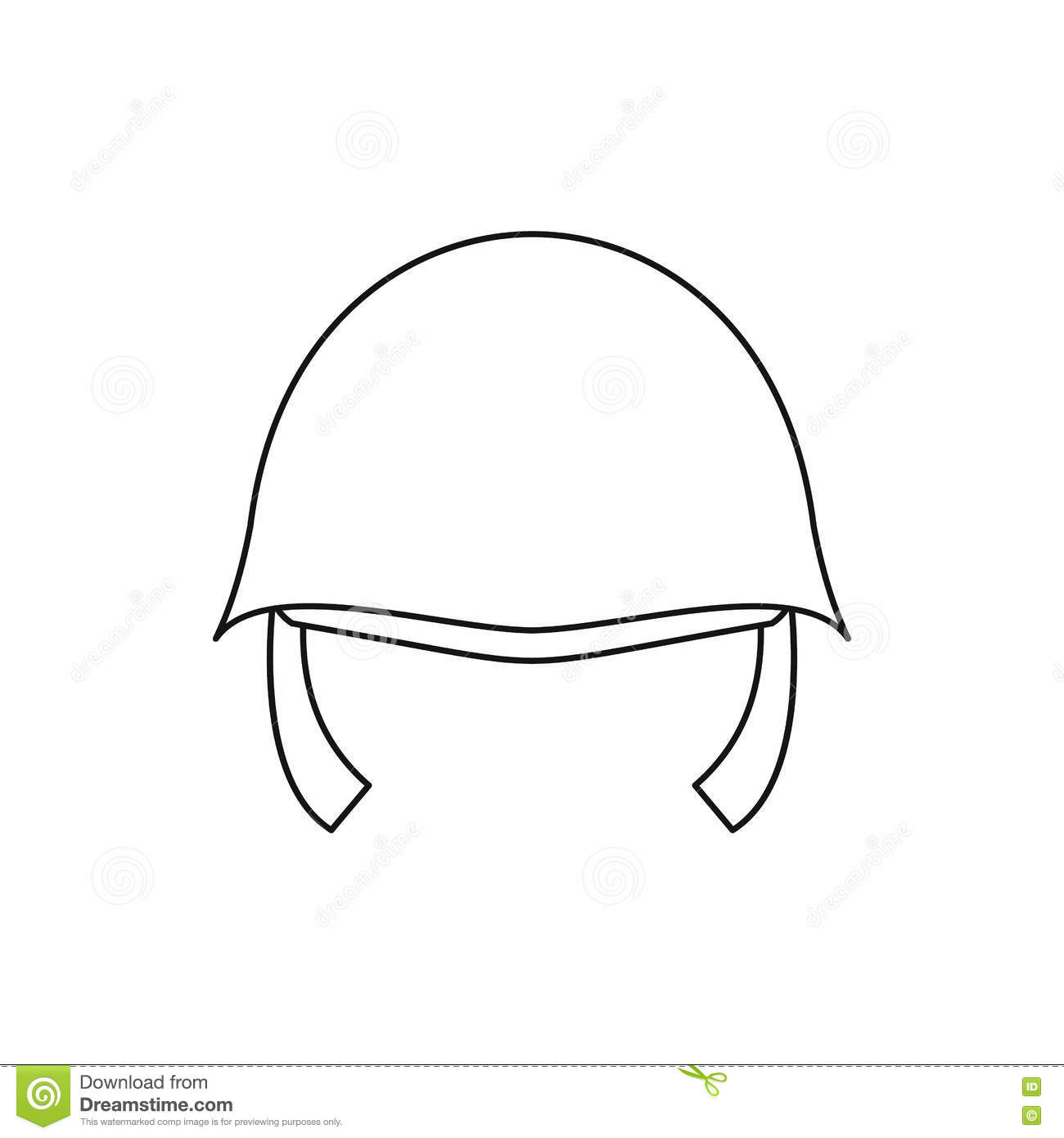 army helmet coloring pages - photo#10