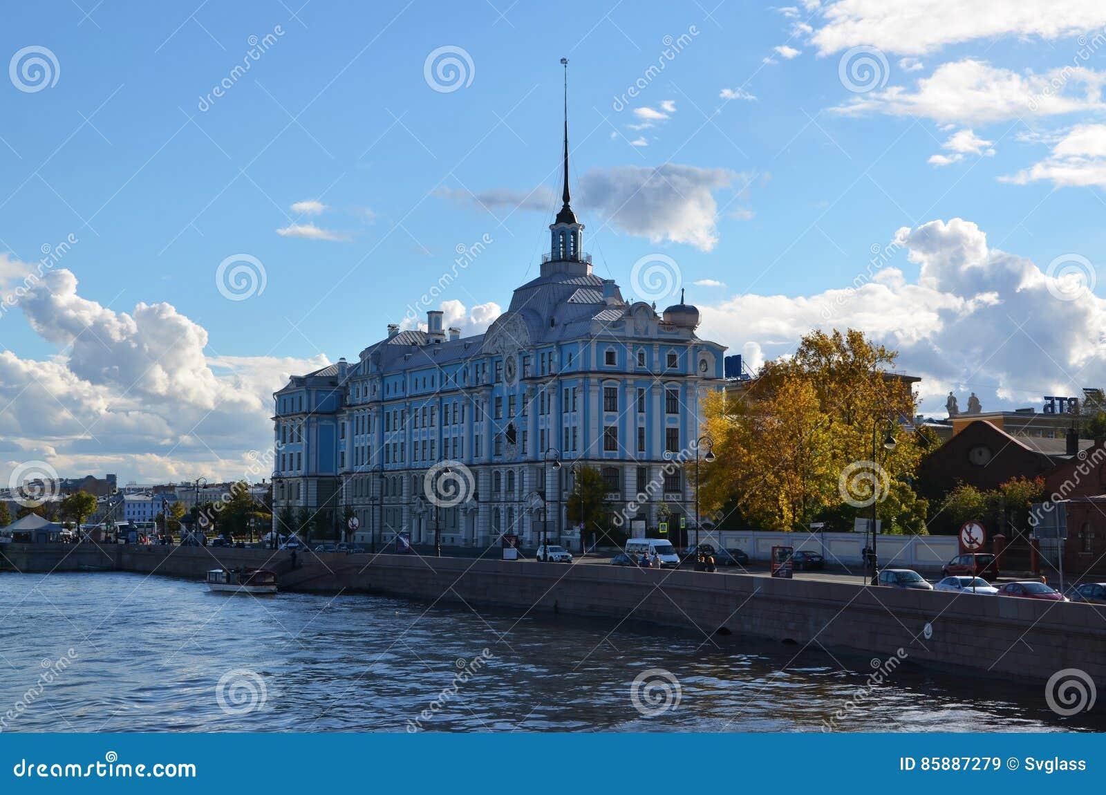 Nakhimov College in St. Petersburg 16