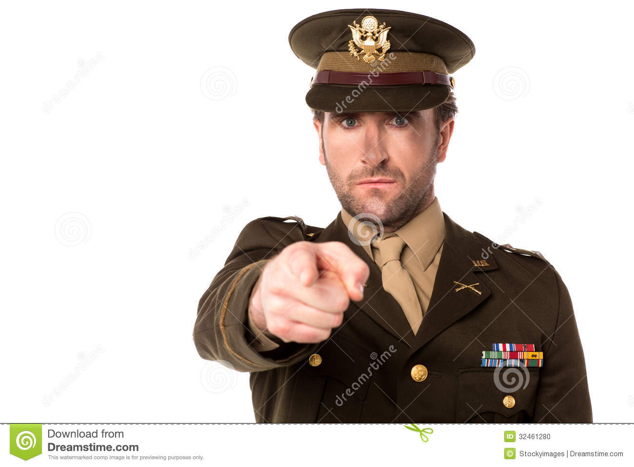 military serviceman pointing you out stock photo image camp vector camp vector