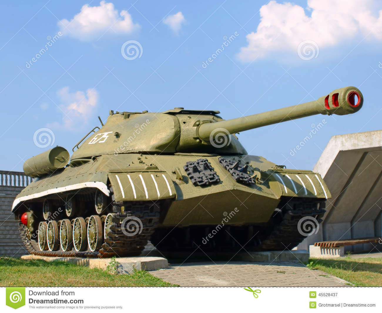 military tank is 3 iosif stalin editorial photography image 45528437. Black Bedroom Furniture Sets. Home Design Ideas