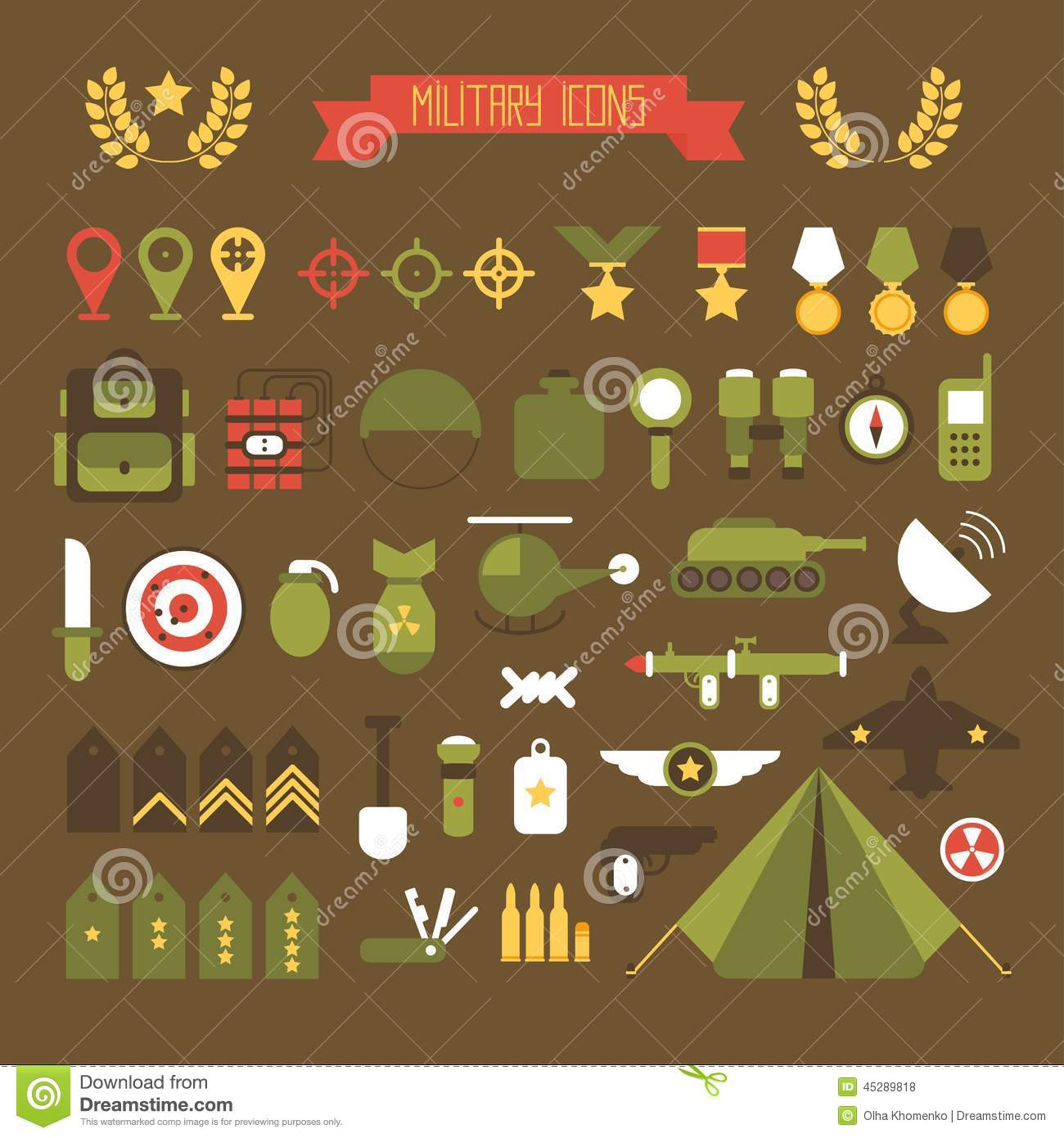 Military infographic poster presentation template stock vector military and war icons set army infographic royalty free stock photos toneelgroepblik Choice Image