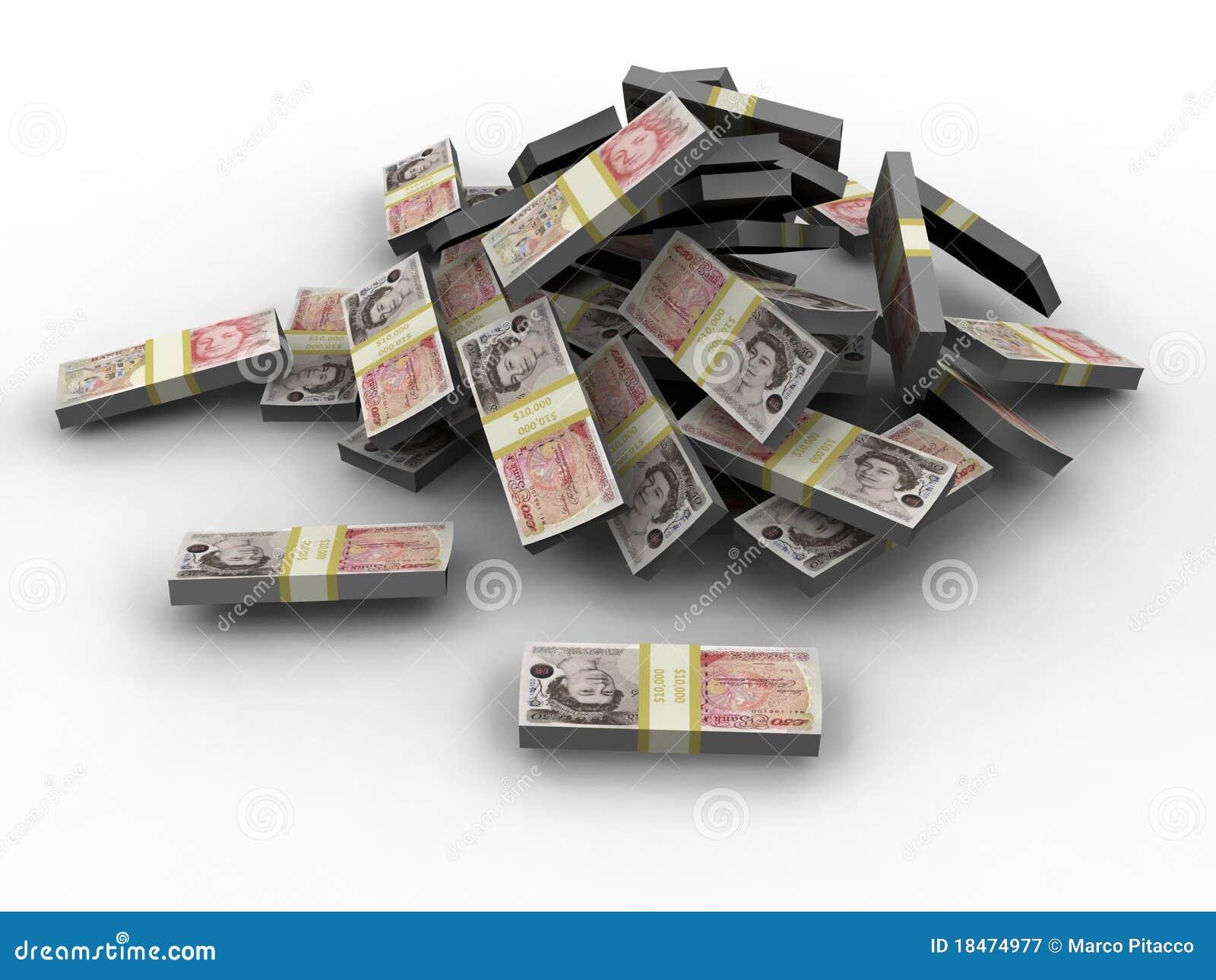 Miljon ett pund sterling
