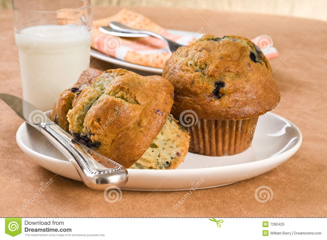 Milk and Muffins