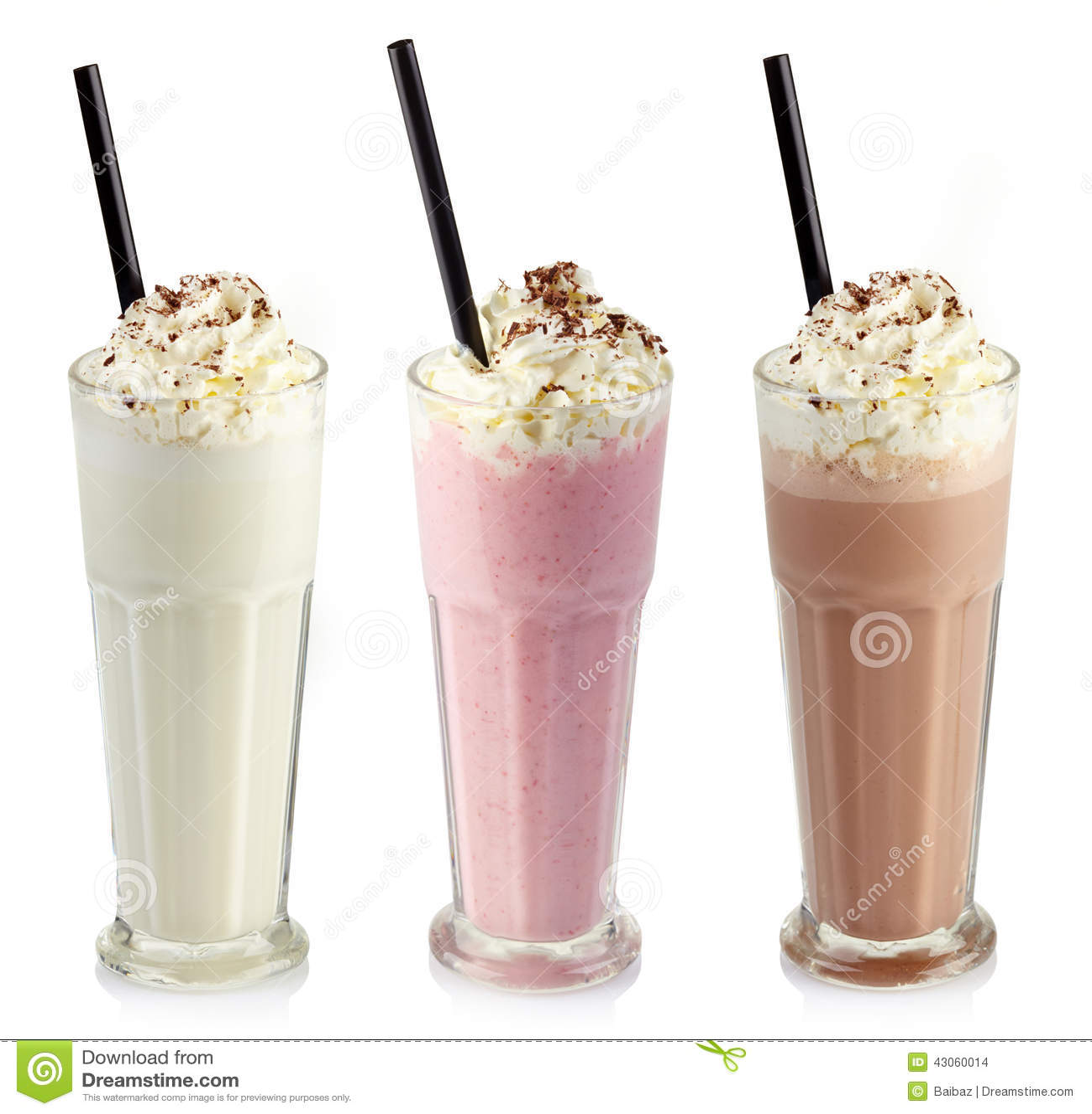 milkshakes stock photo image 43060014 Cartoon Glass of Milk Cartoon Glass of Milk