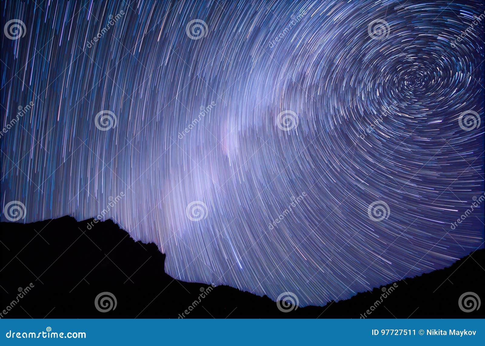 Milky Way. Spiral