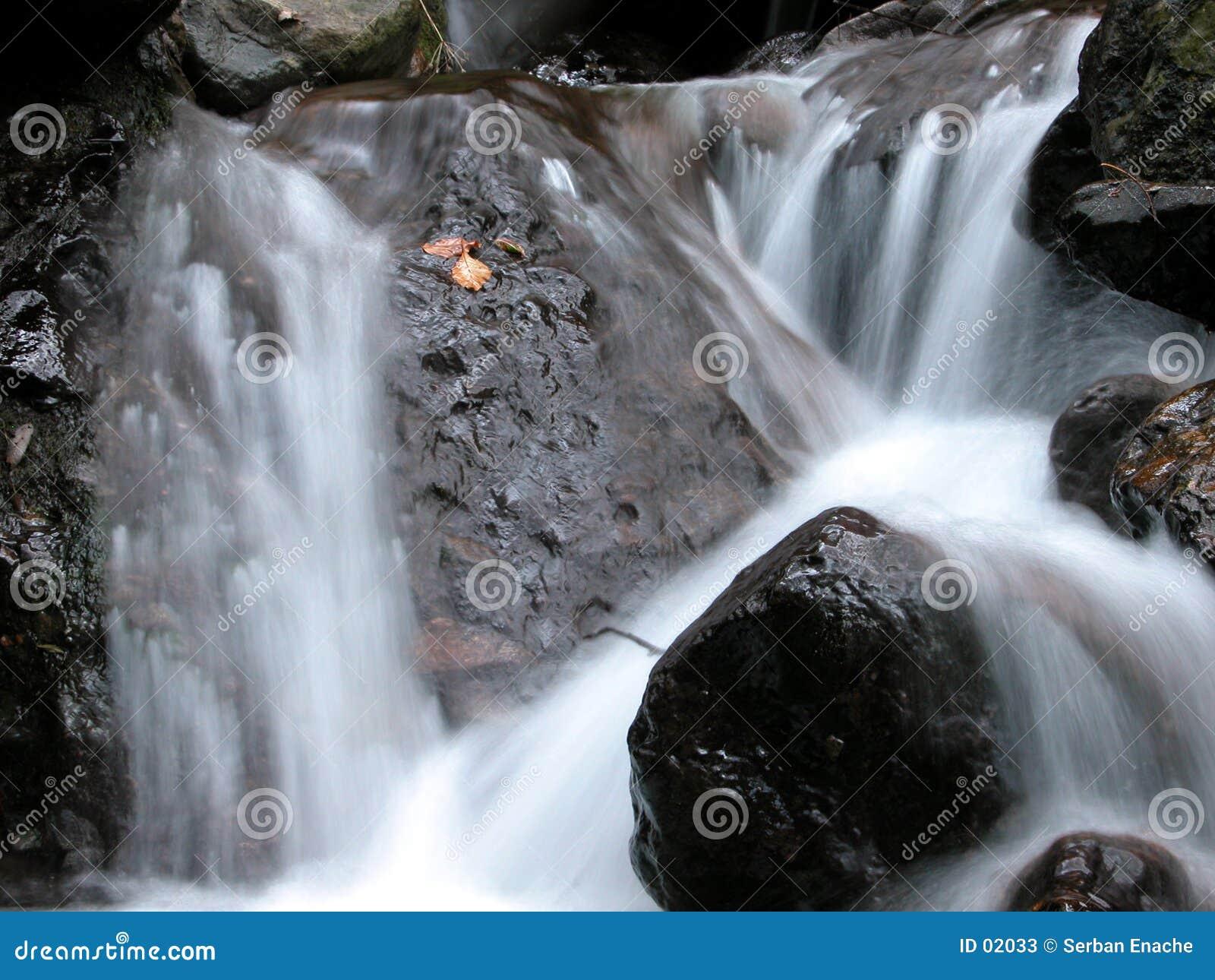 Milky wodospadu