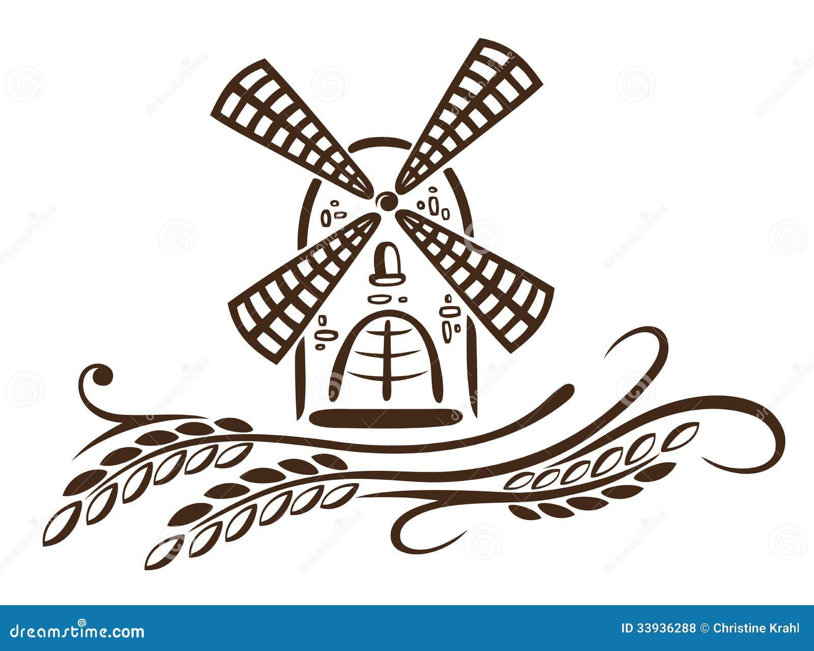 Mill, grain, bakery