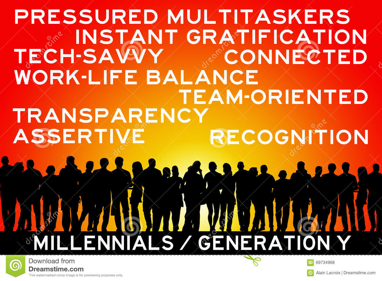 the reliance of the millennial generation on the easy life granted by technology True, millennials are some of the most avid users of mobile and internet technology the age of first cell phone is dropping rapidly and now stands at about 9 or 10 currently nearly six of every ten 12-year olds have their own cell phone, a figure that increases to 83% by age 17.