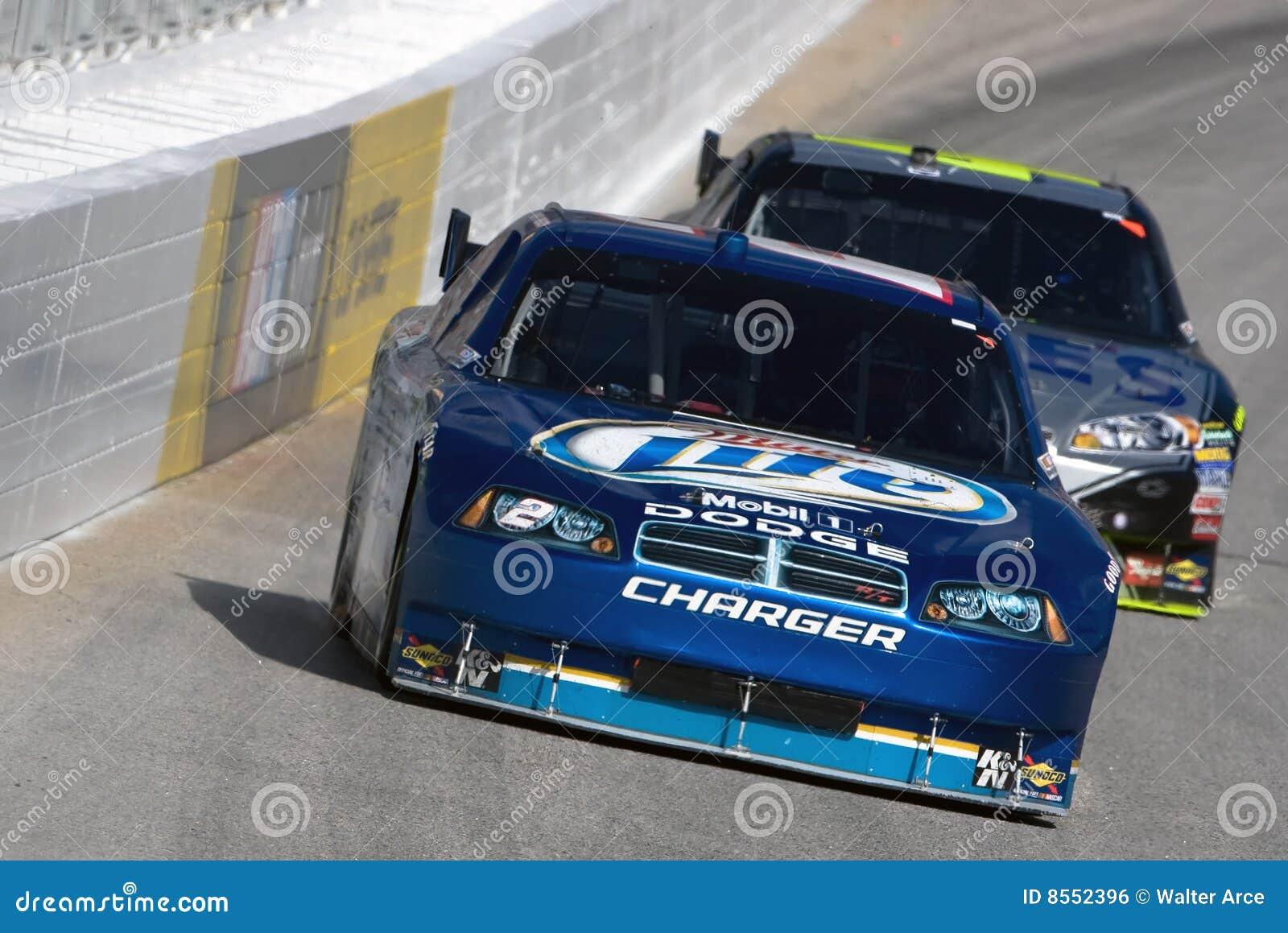 Miller Lite Dodge at the Atlanta Motor Speedway