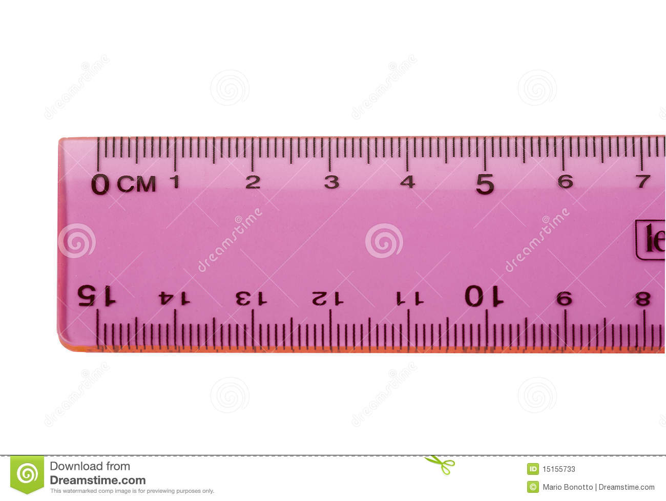 Millimeter Ruler Stock Photos - Image: 15155733How Many Millimeters In An Inch