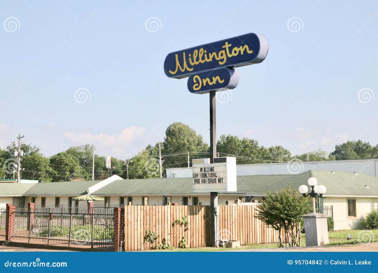 Millington-Gasthaus, Millington TN