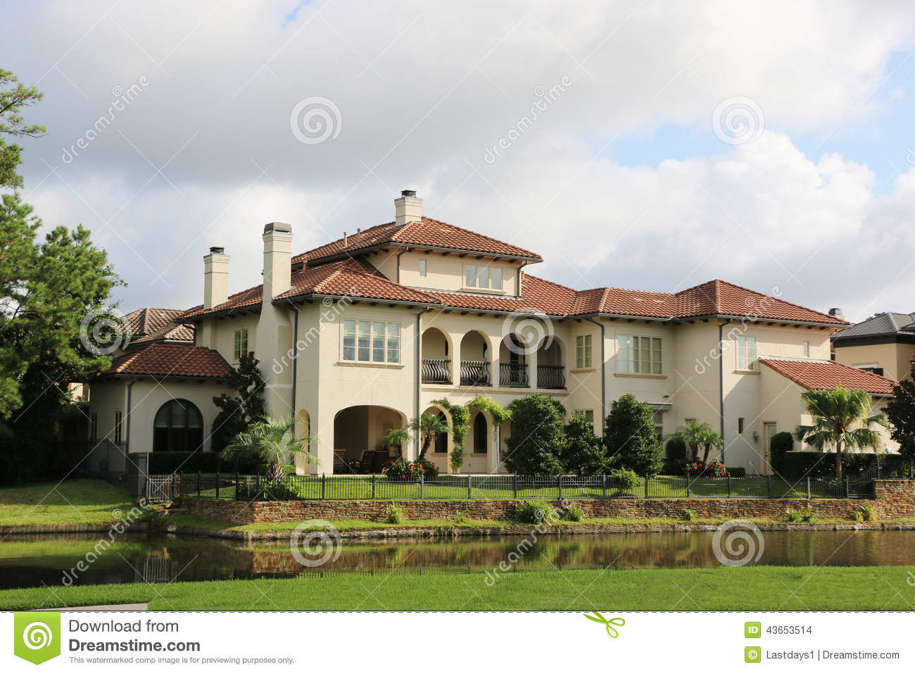 Million dollar homes series stock photography for Beautiful million dollar homes