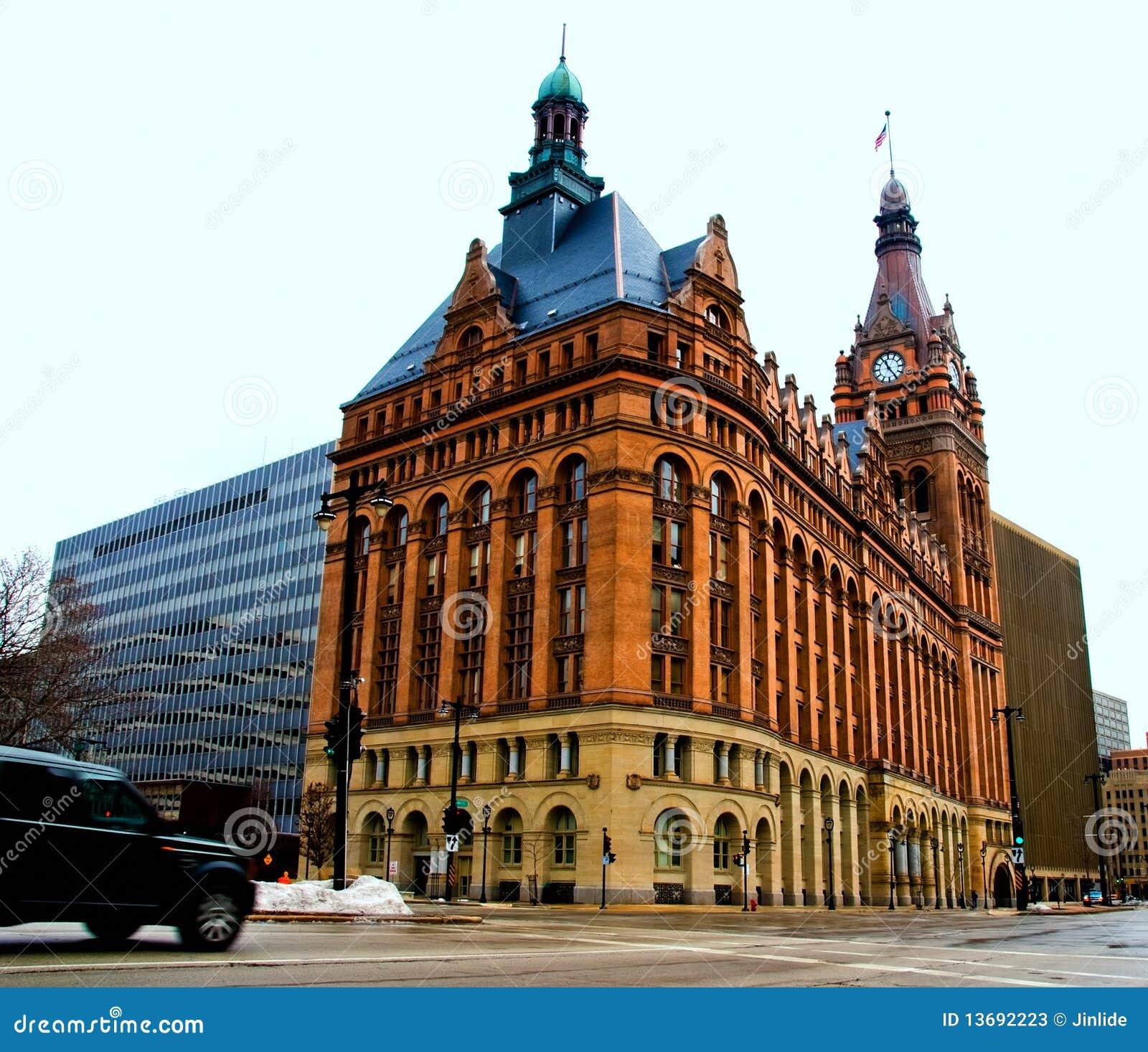 Milwaukee-Rathaus