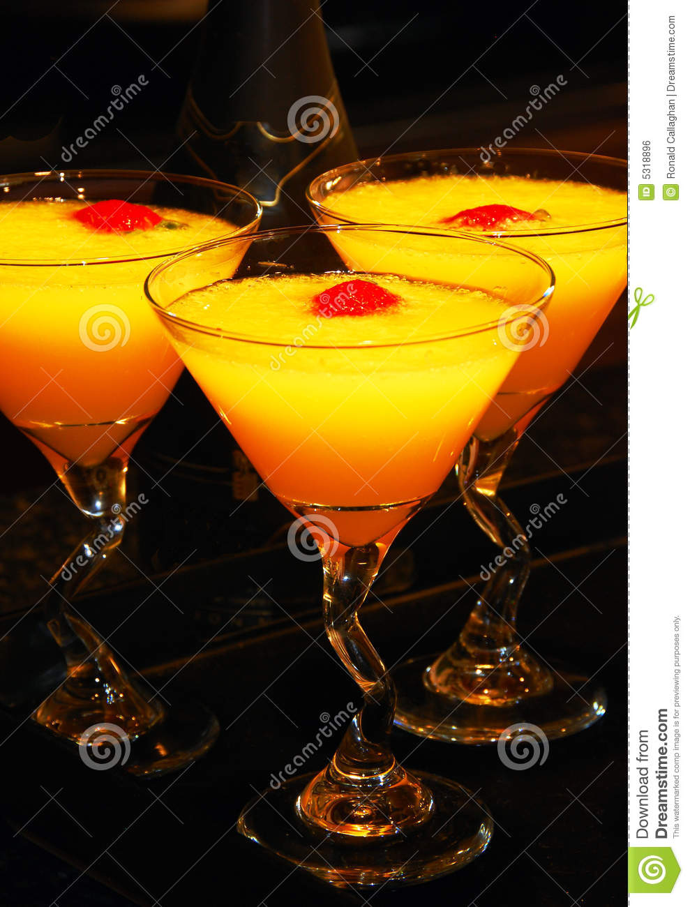 Mimosa cocktail drinks stock photo image of luxury for Cocktail mimosa