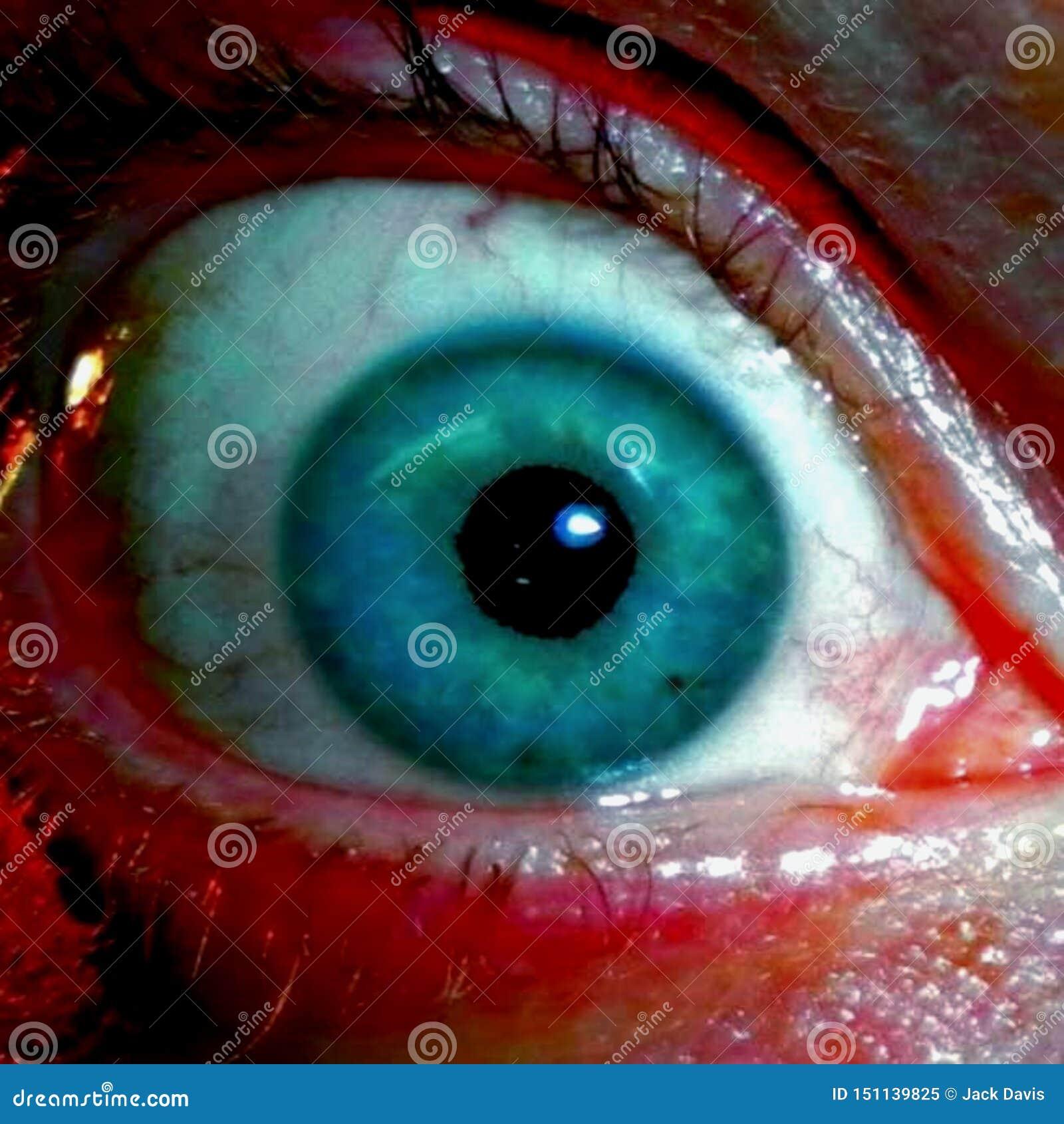 Min öga & x28; Color& x29;