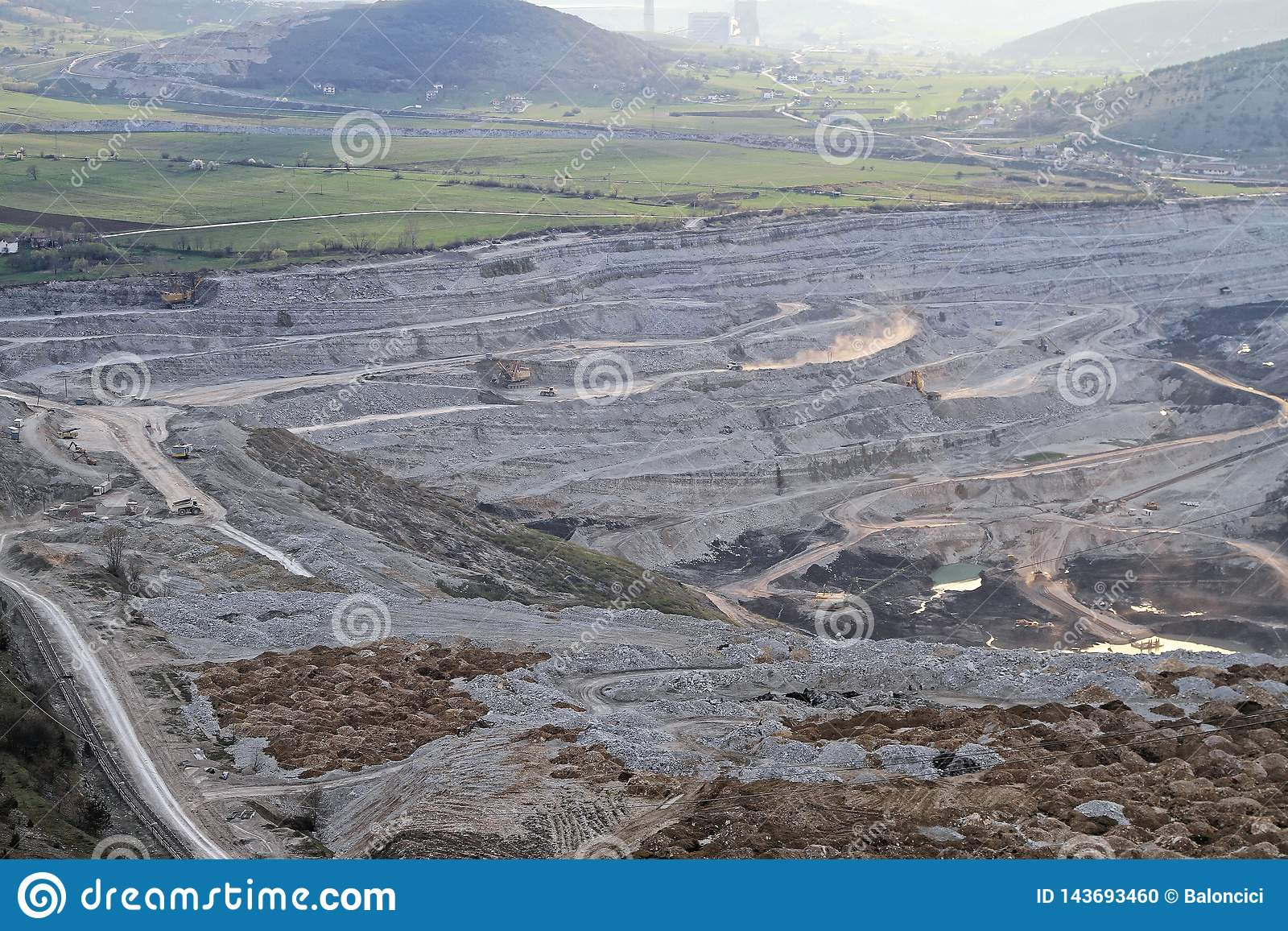 Mina de carvão Pljevlja