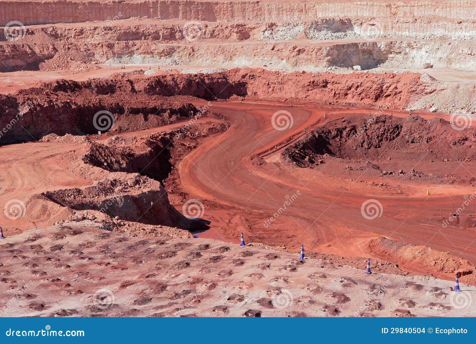 Mina de ferro