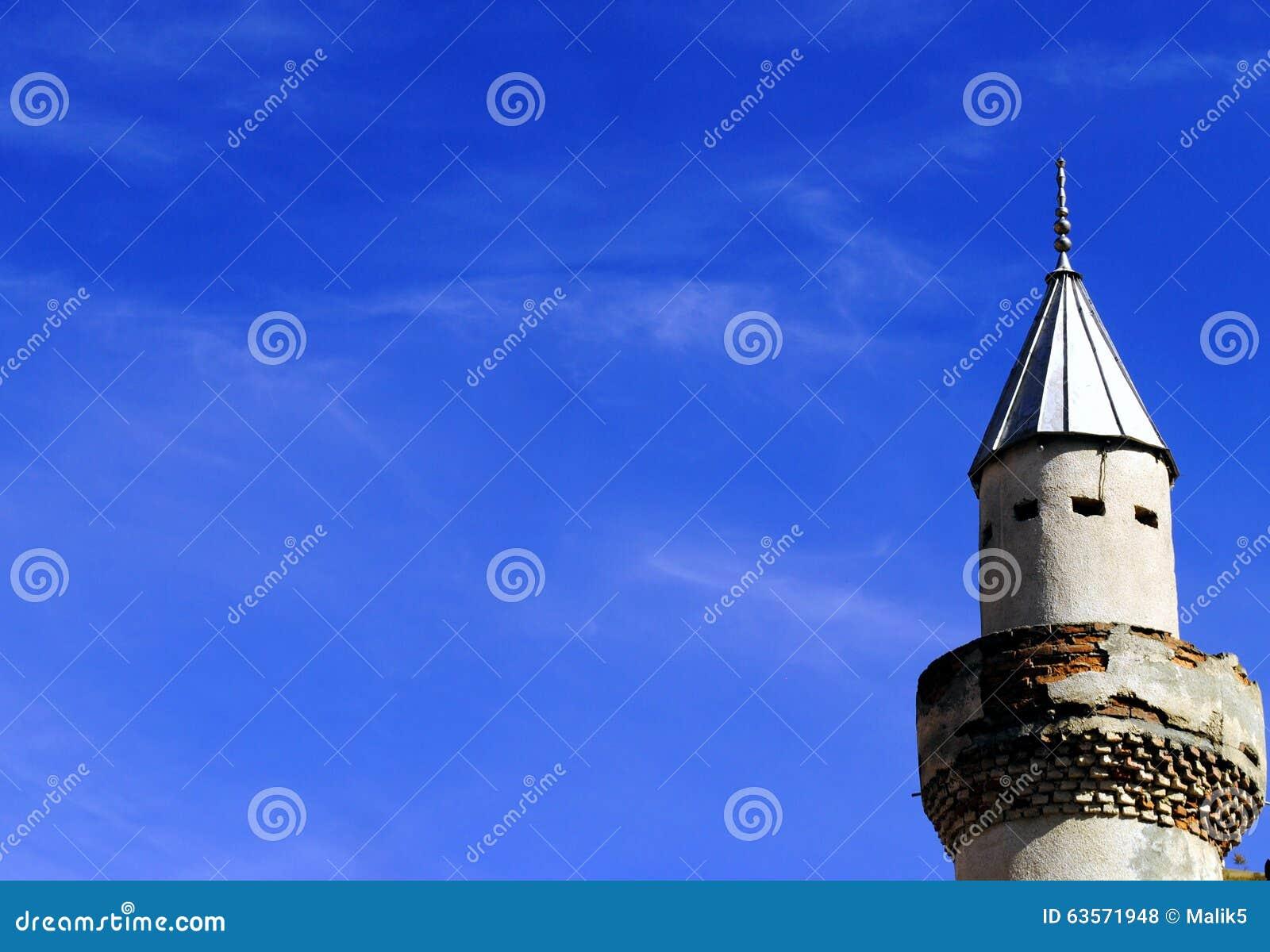 Minarete velho